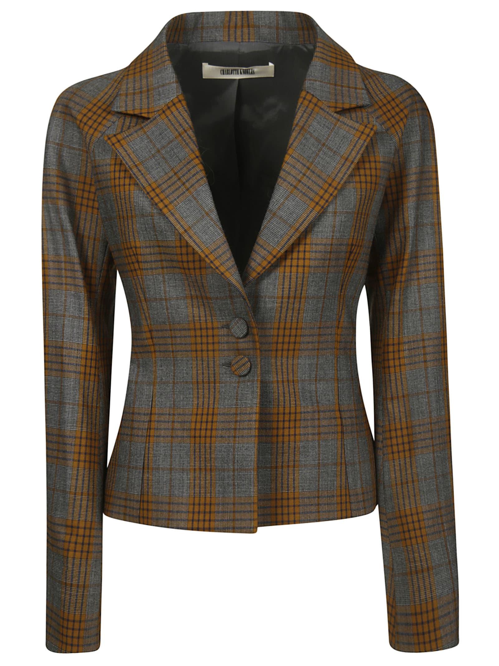 Charlotte Knowles Stream Jacket