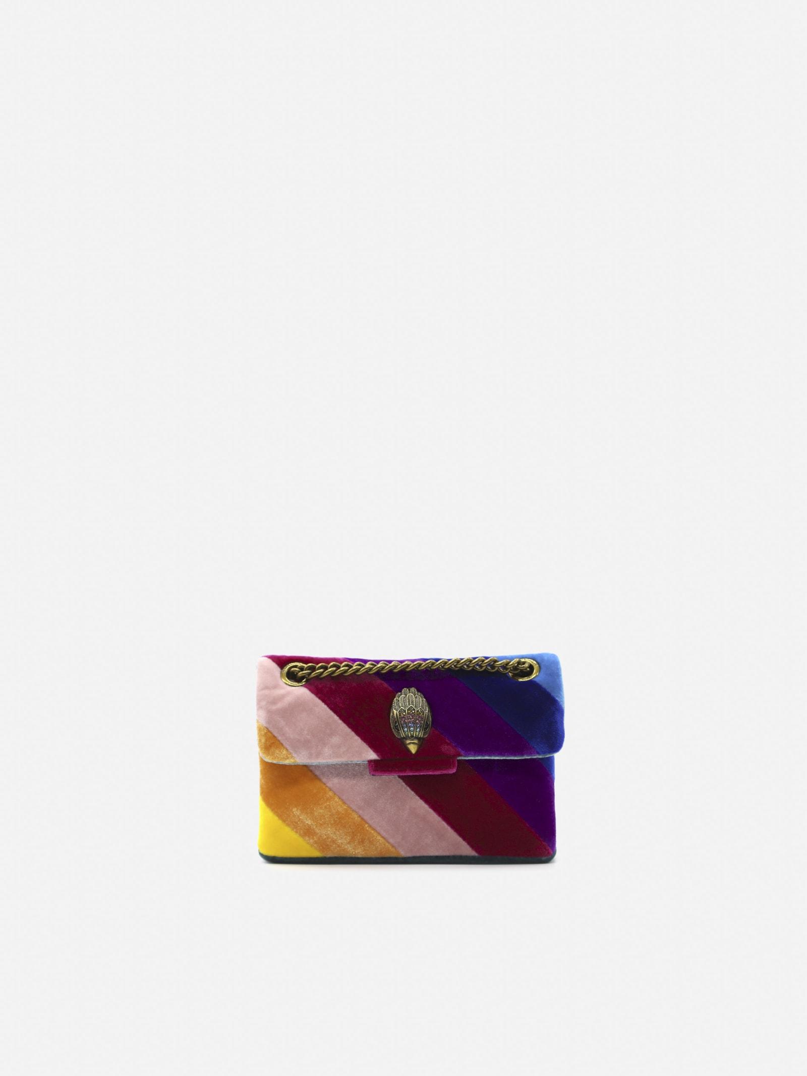 Mini Kensington Velvet Bag