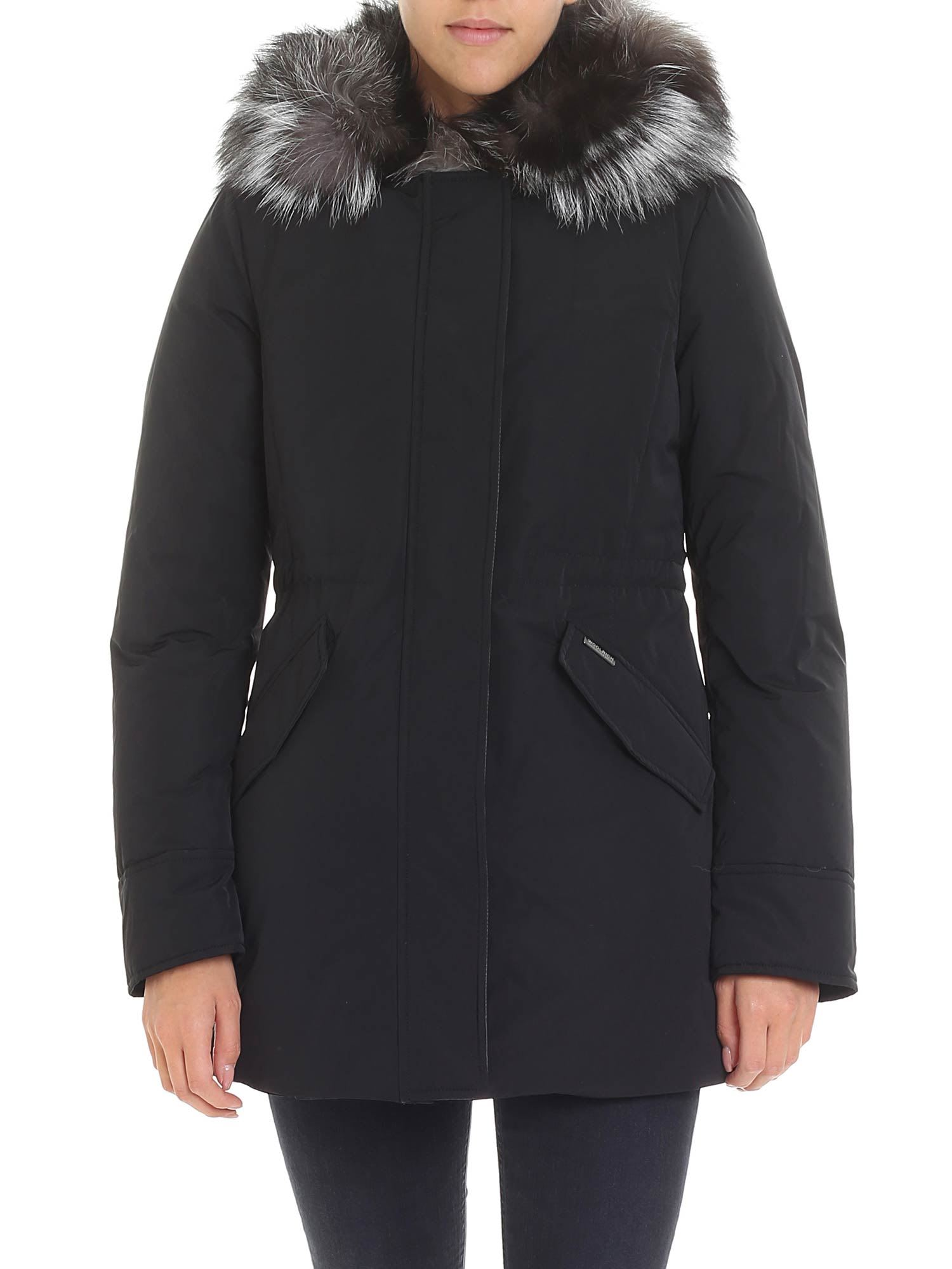 Photo of  Woolrich - Somerset Down Jacket- shop Woolrich jackets online sales
