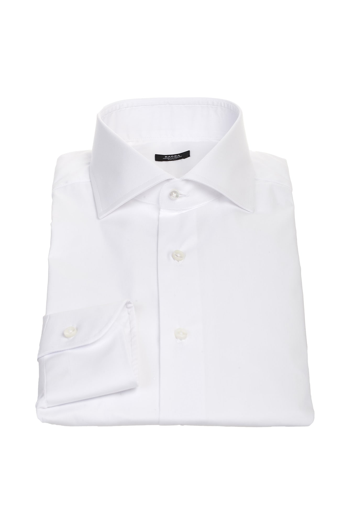 Barba white shirt