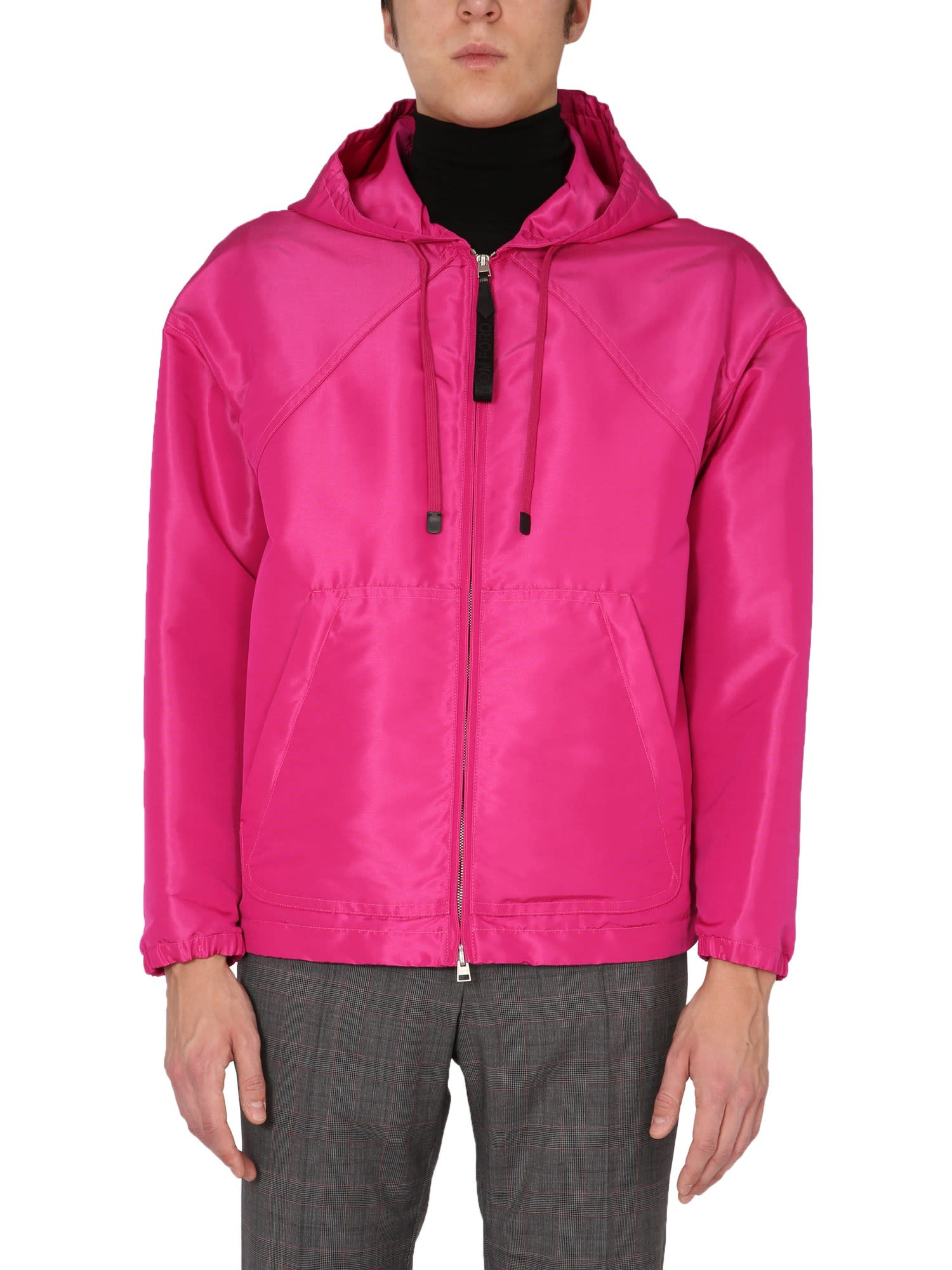 Tom Ford Clothing JACKET WITH ZIP
