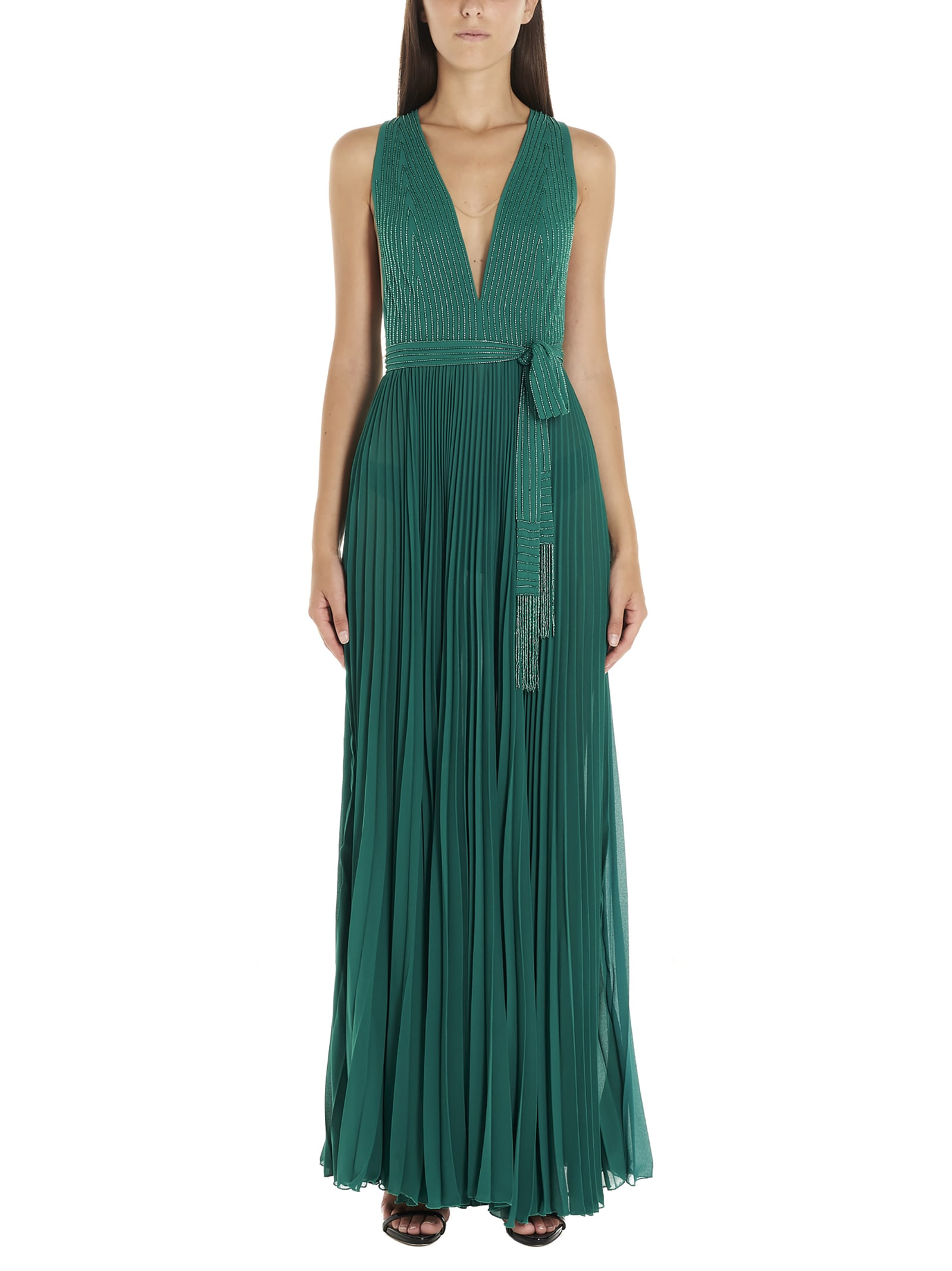 Elisabetta Franchi Celyn B. red Carpet Dress