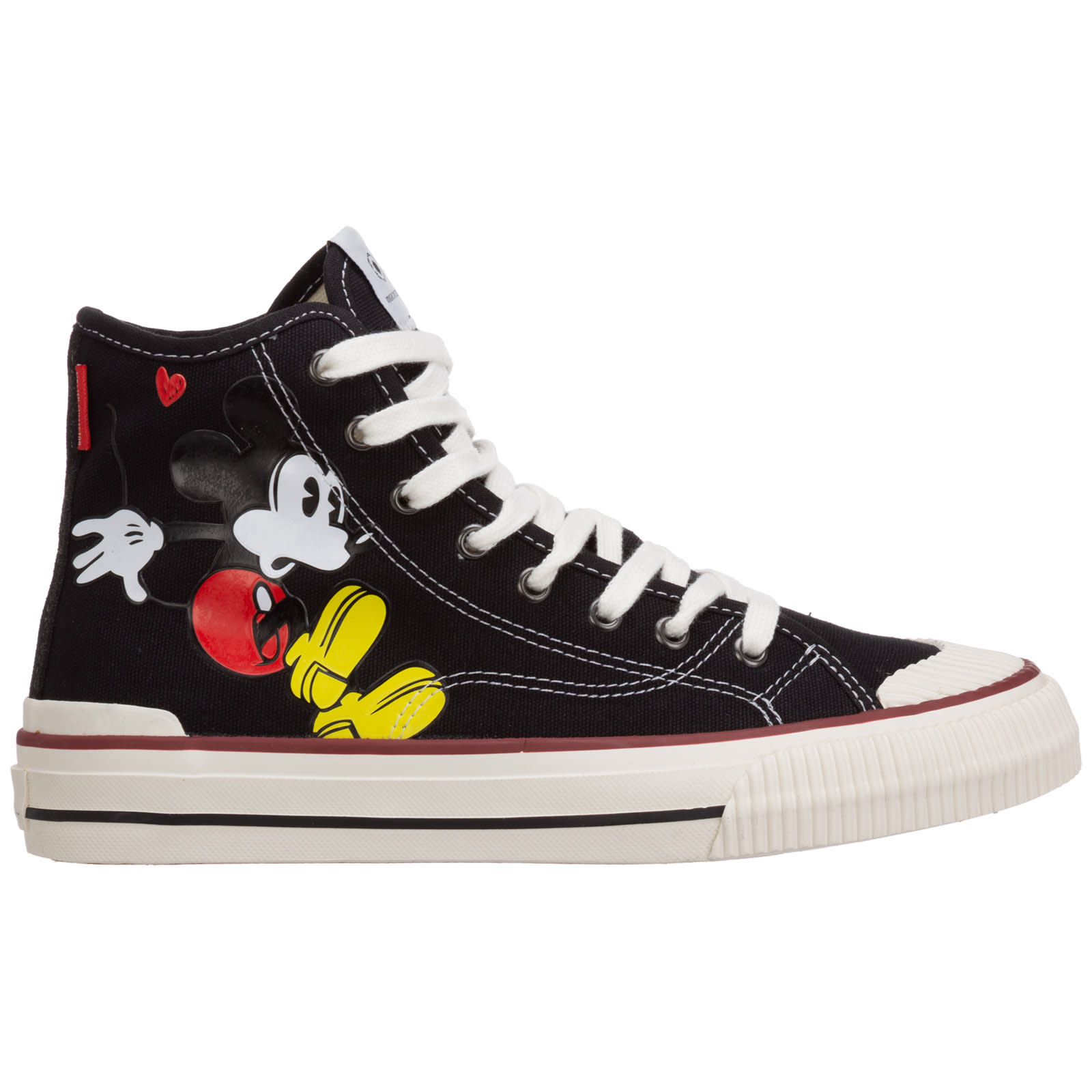 M.o.a. Master Of Arts High tops MOA MASTER OF ARTS DISNEY MICKEY MOUSE HIGH-TOP SNEAKERS