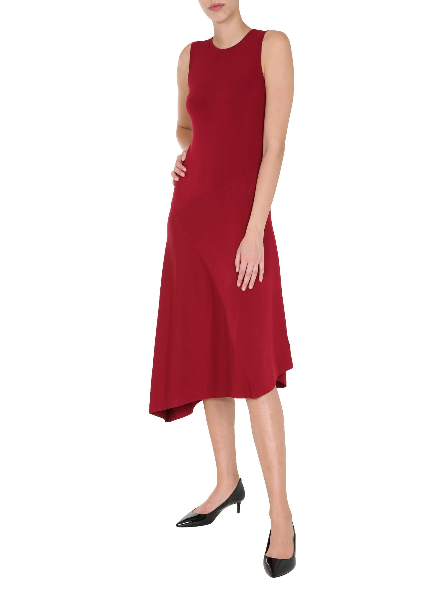 MICHAEL Michael Kors Asymmetric Dress