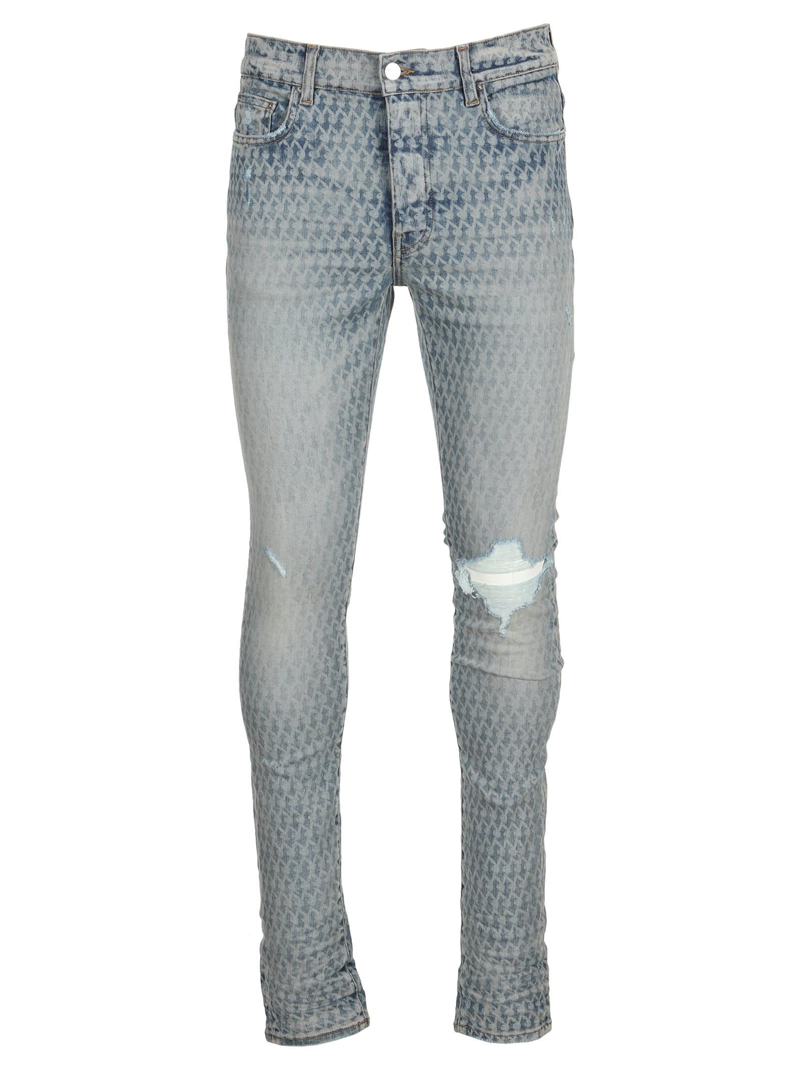 Amiri Playboy Lazer Jeans