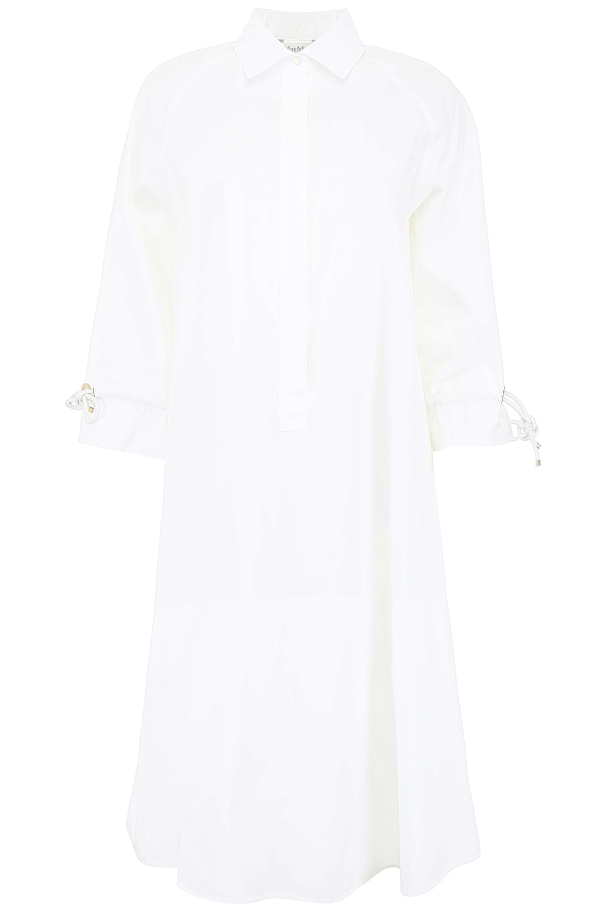 Max Mara Cotton Shirt Dress