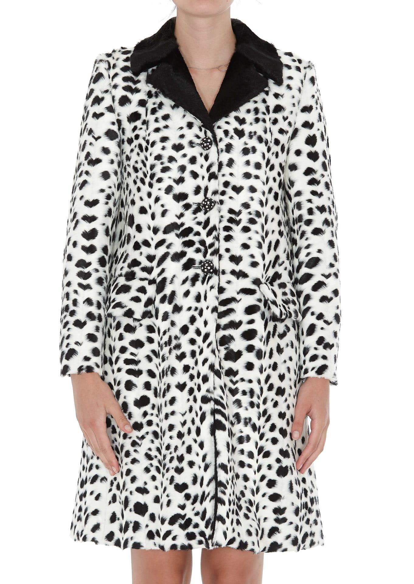 Miu Miu Animalier Coat