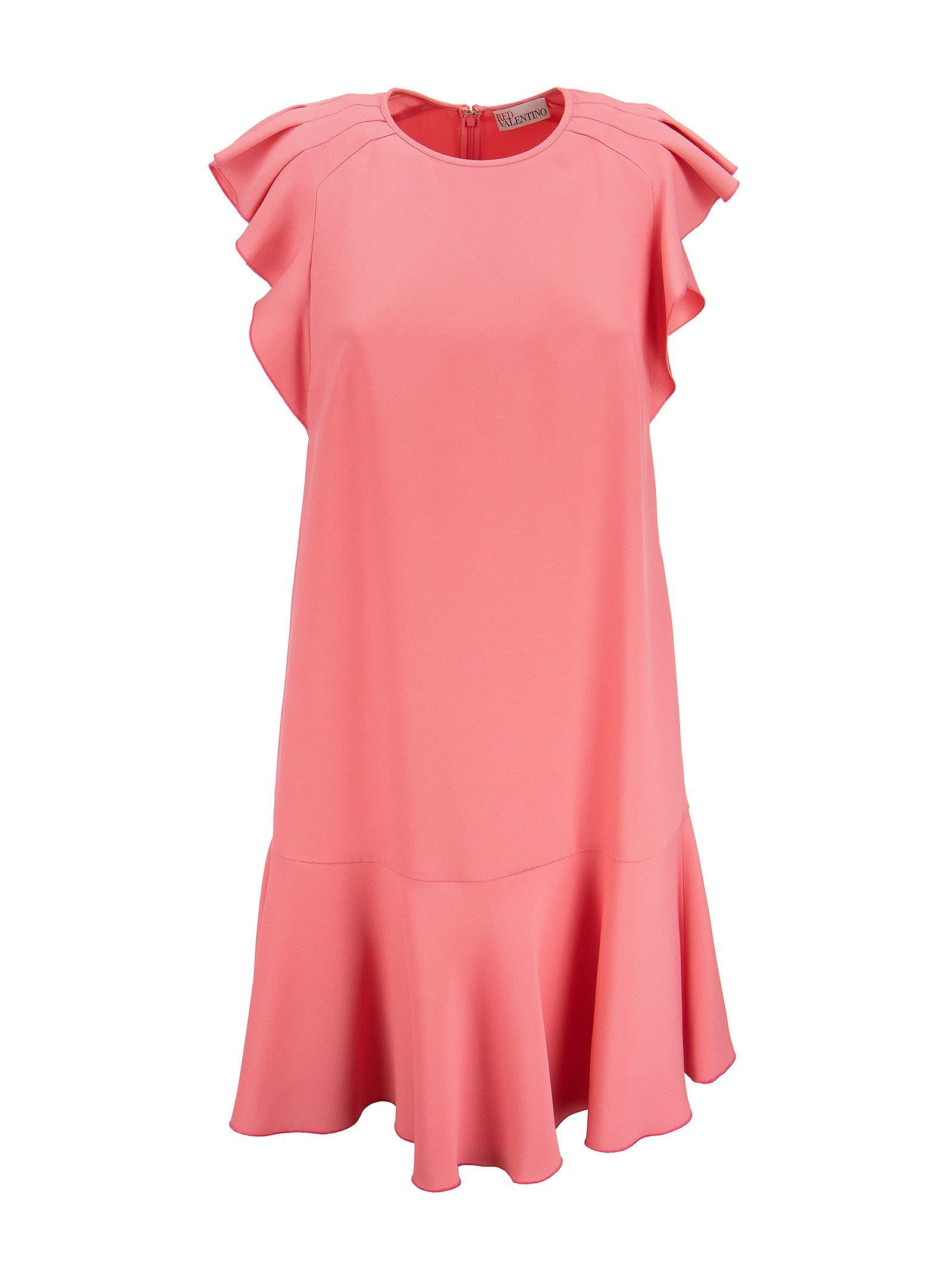 RED Valentino Ruffle-trim Dress