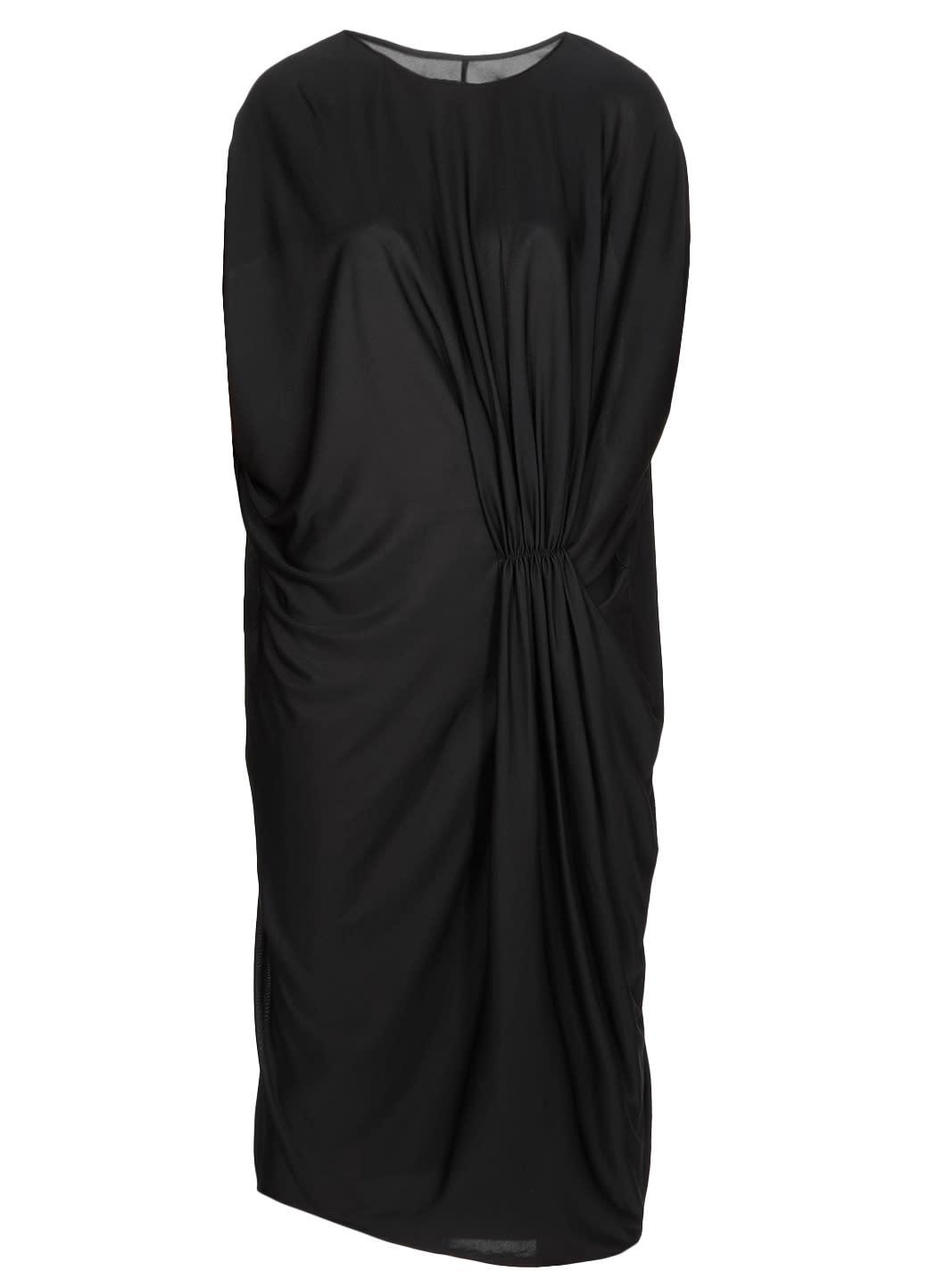 Maison Margiela Viscose And Silk Dress