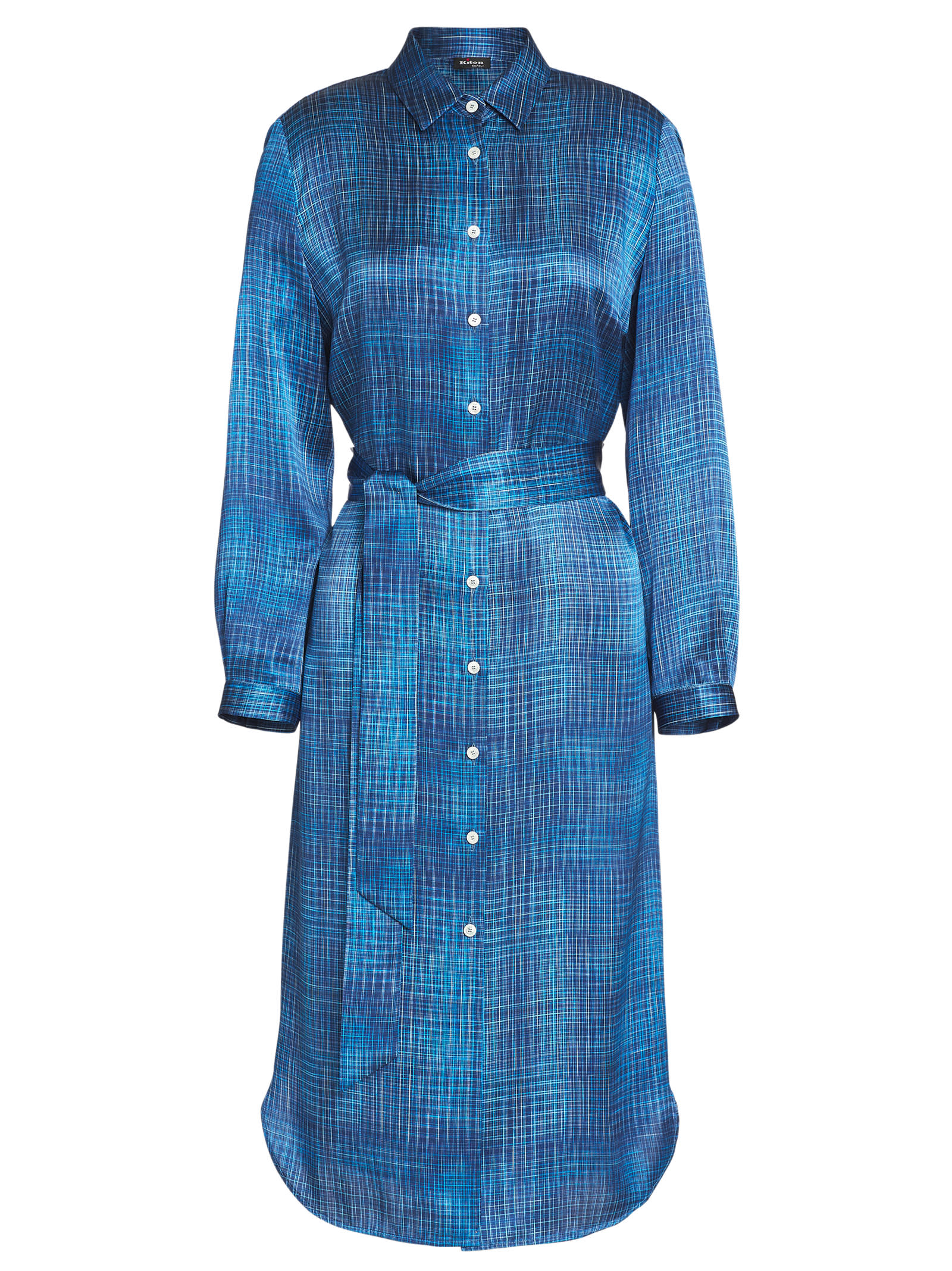 Buy Dress Silk online, shop Kiton with free shipping