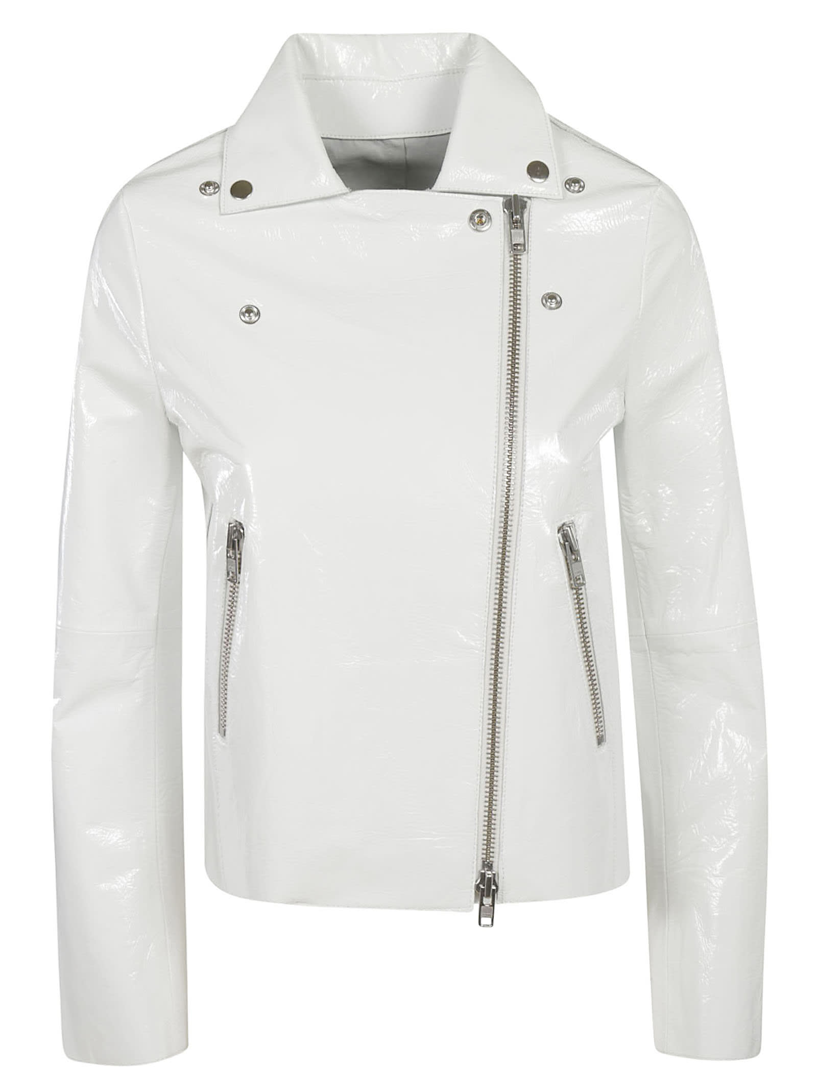 S.W.O.R.D 6.6.44 Classic Zipped Biker Jacket