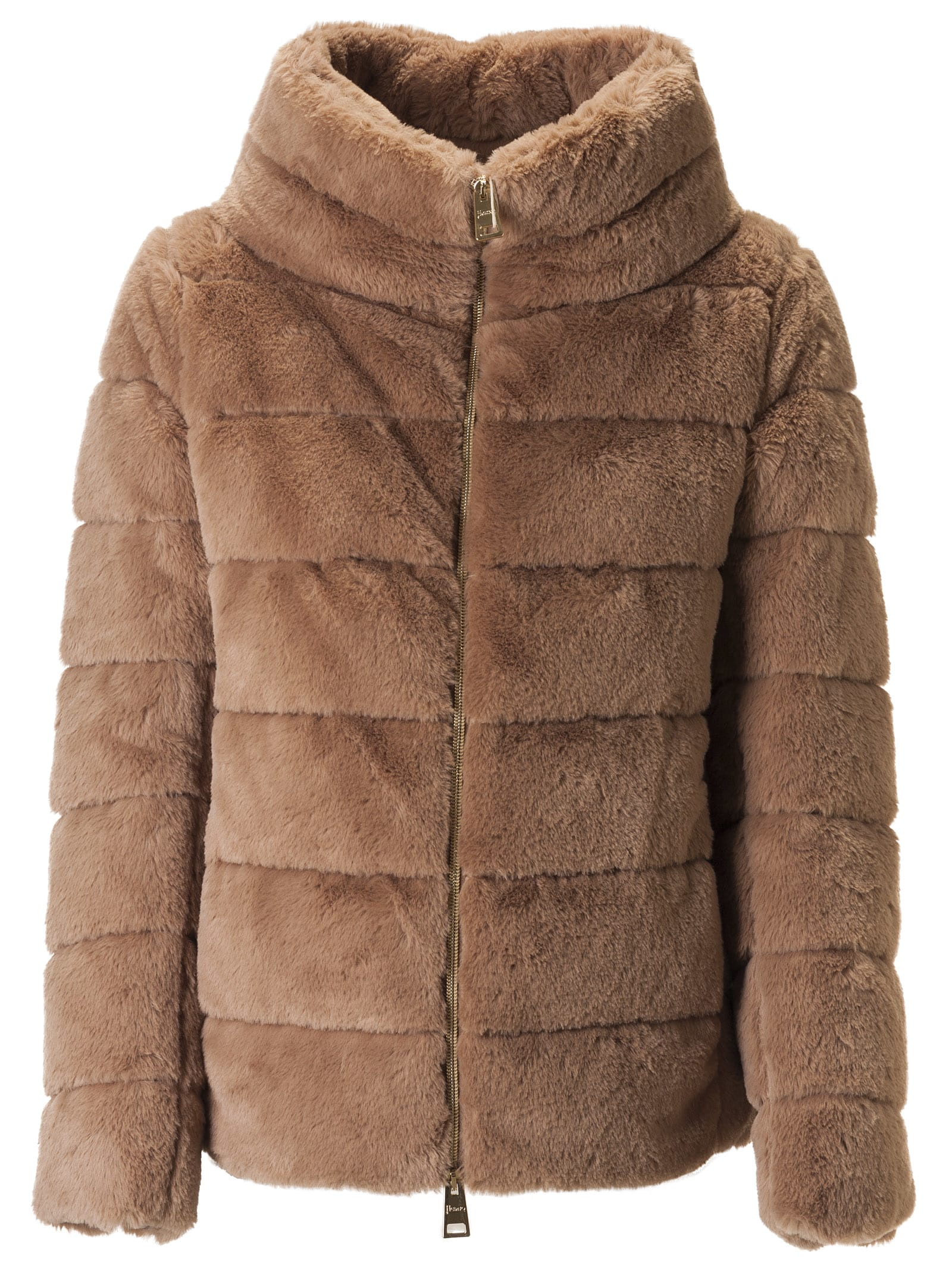 Herno High Collar Padded Jacket