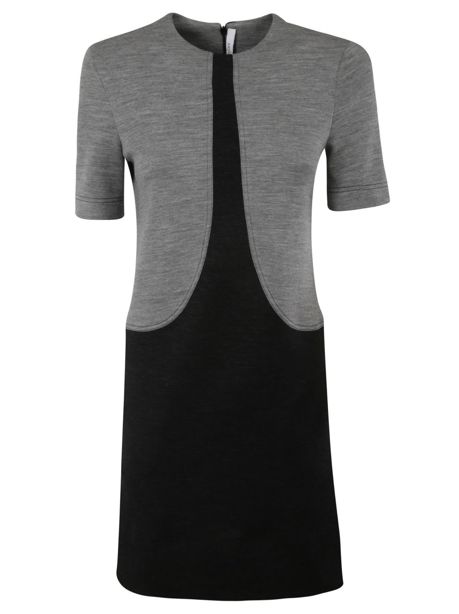 Givenchy Round Neck Short Dress
