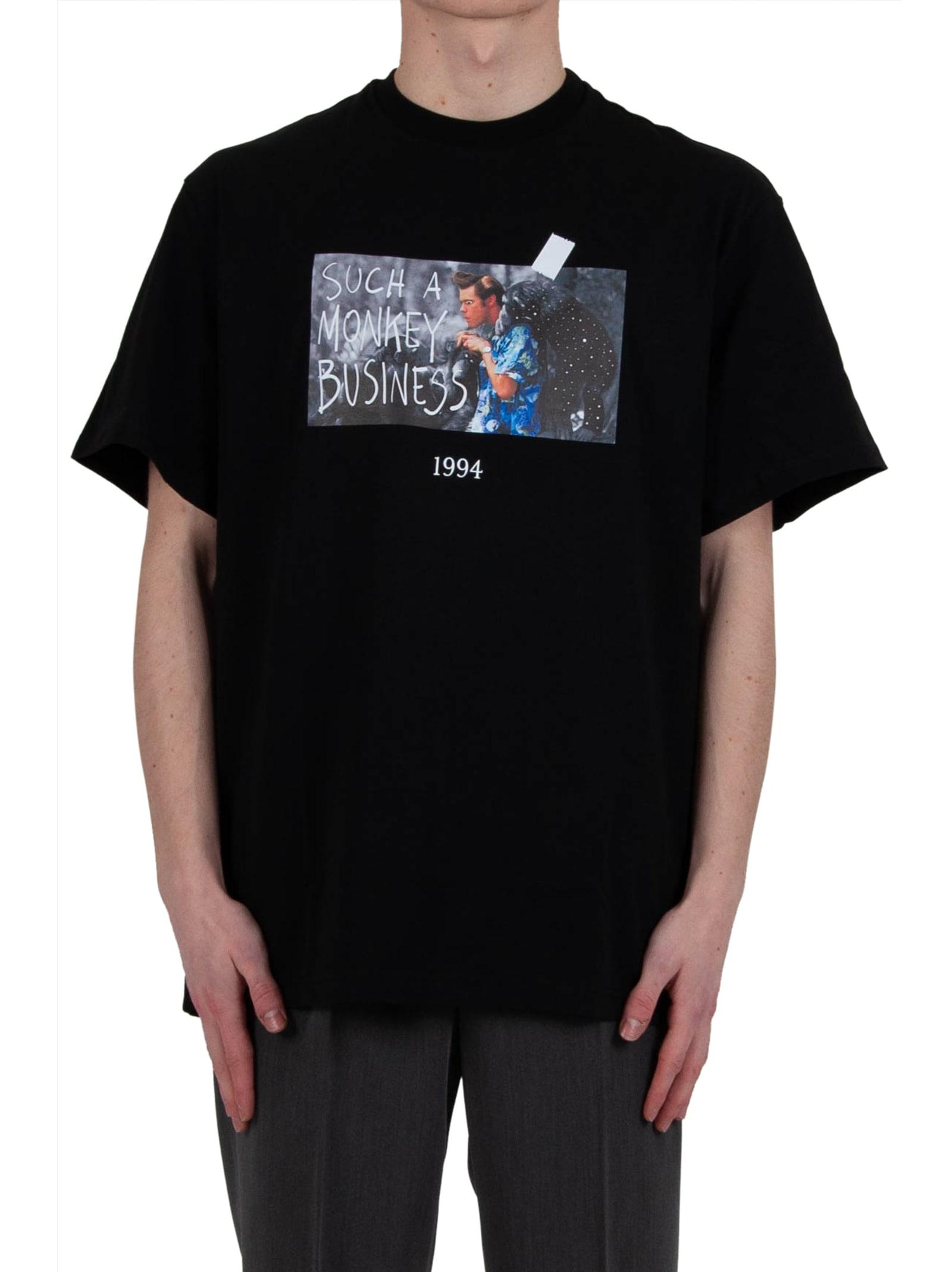 Tbt Ace Ventura - Black