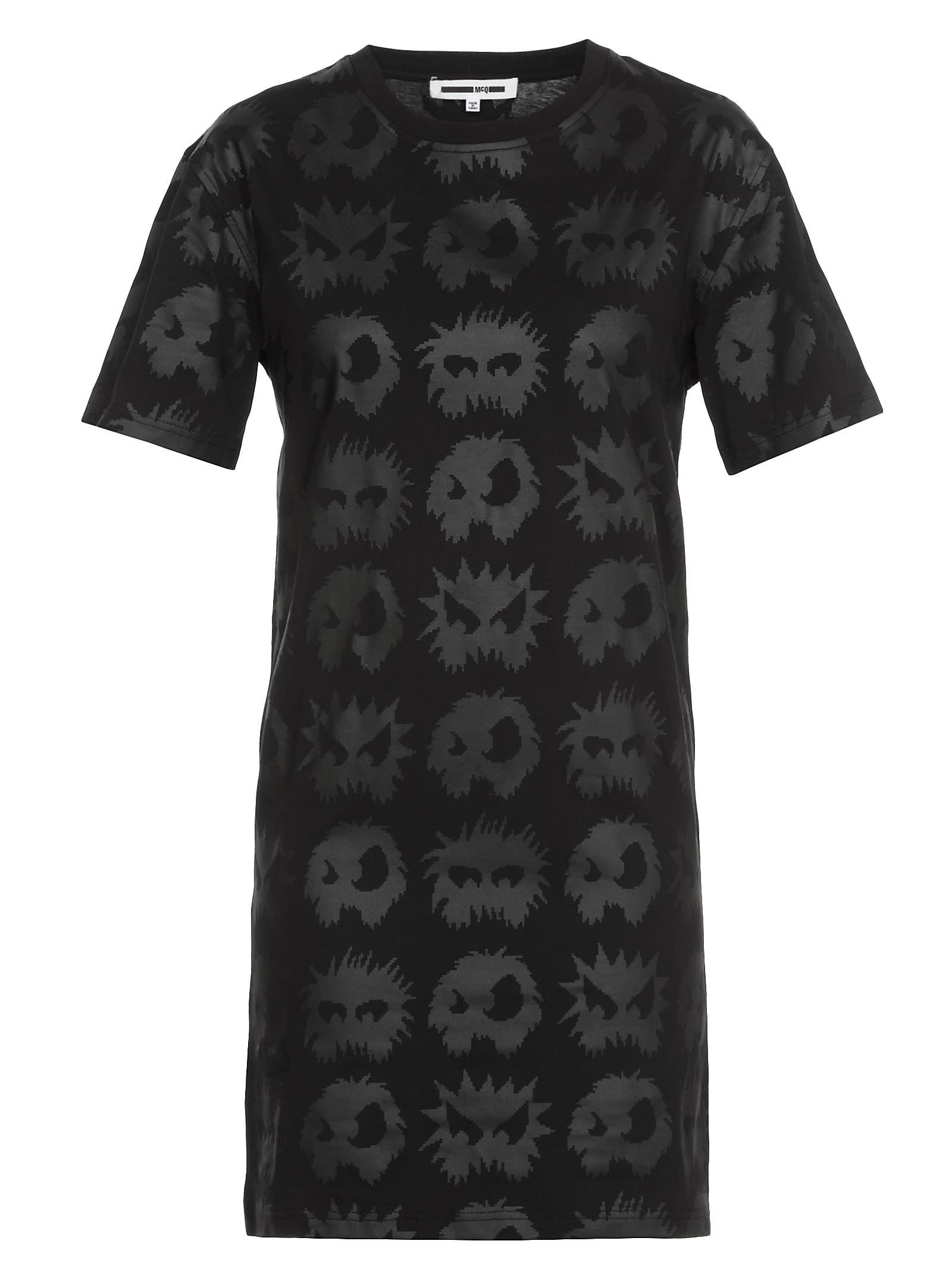 McQ Alexander McQueen Monster Dress
