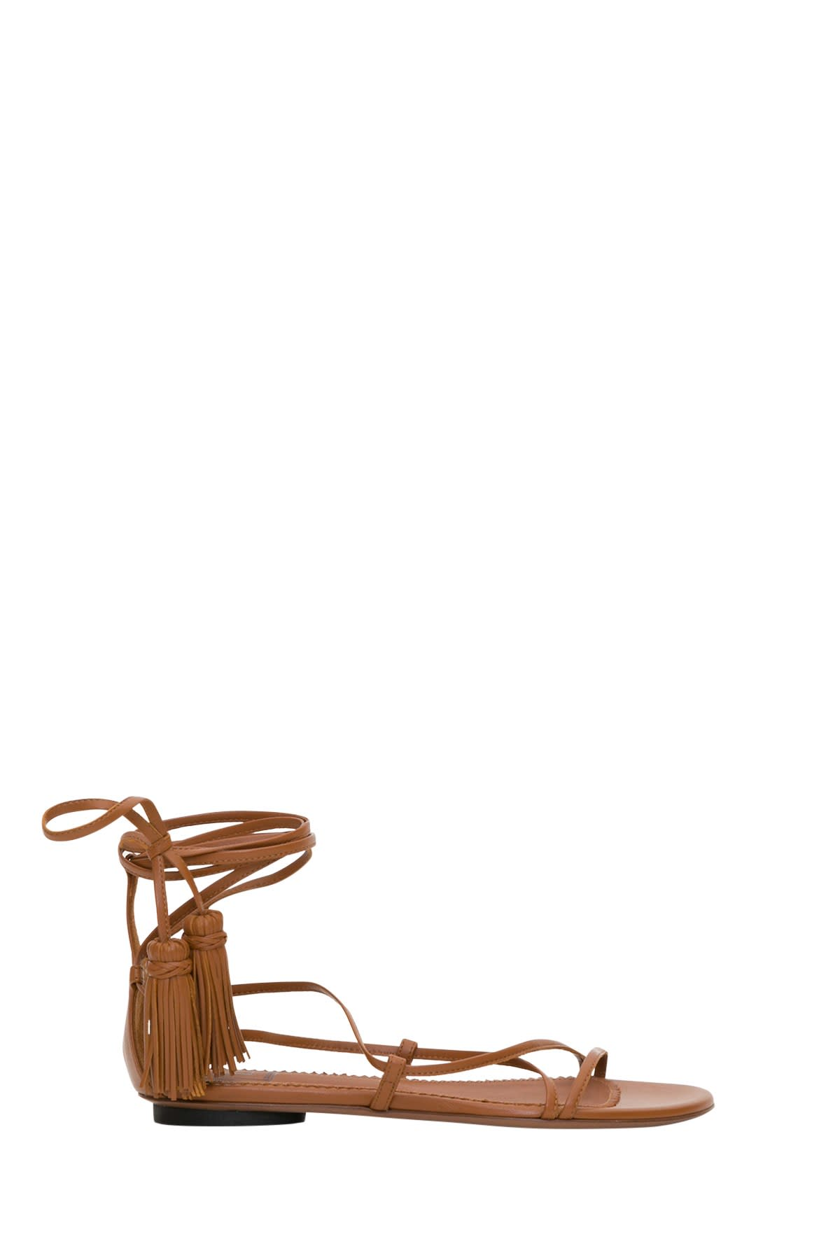 LAutre Chose Gladiator Sandals With Tassels