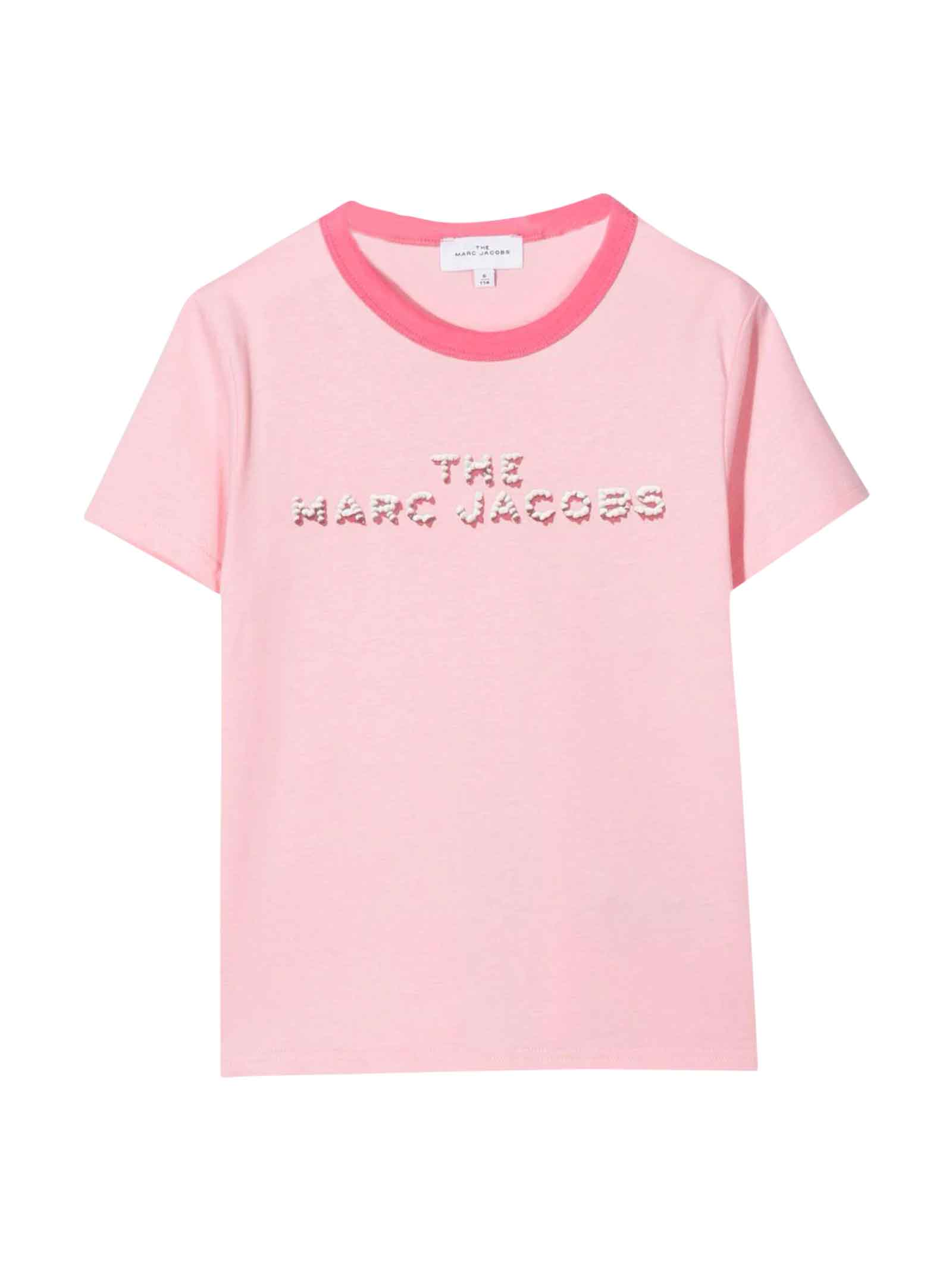 Unisex Pink T-shirt