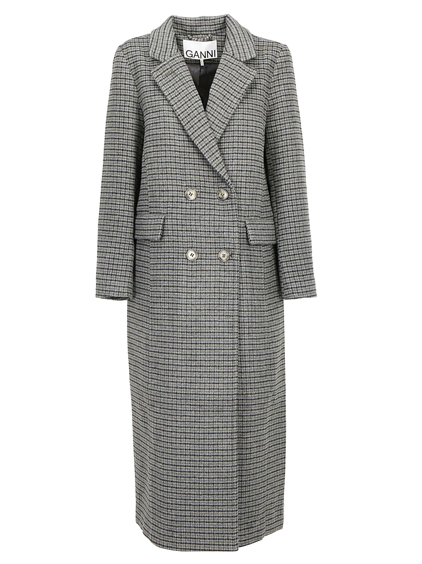 Ganni Long Coat