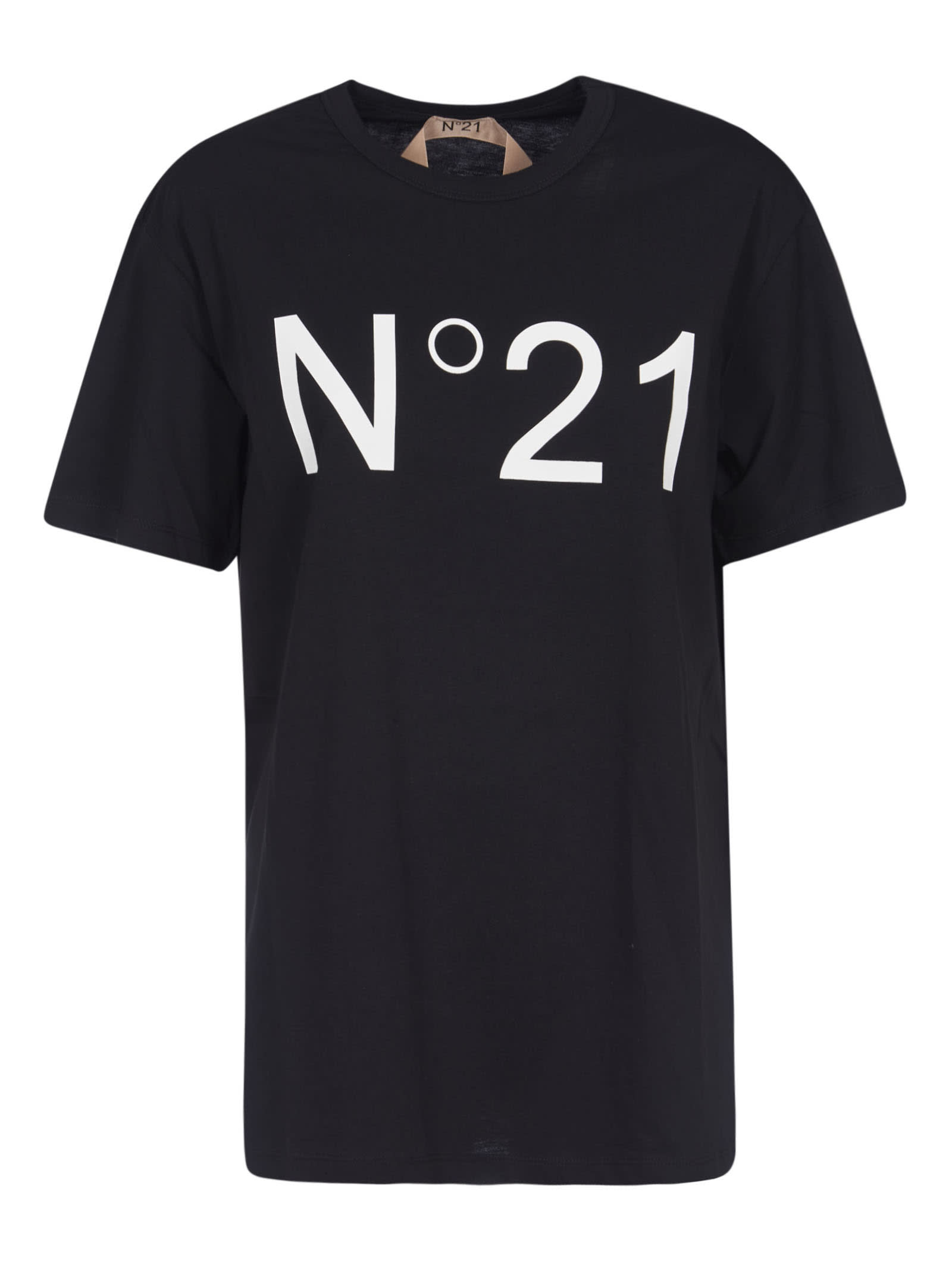 N°21 T-shirts CLASSIC LOGO T-SHIRT