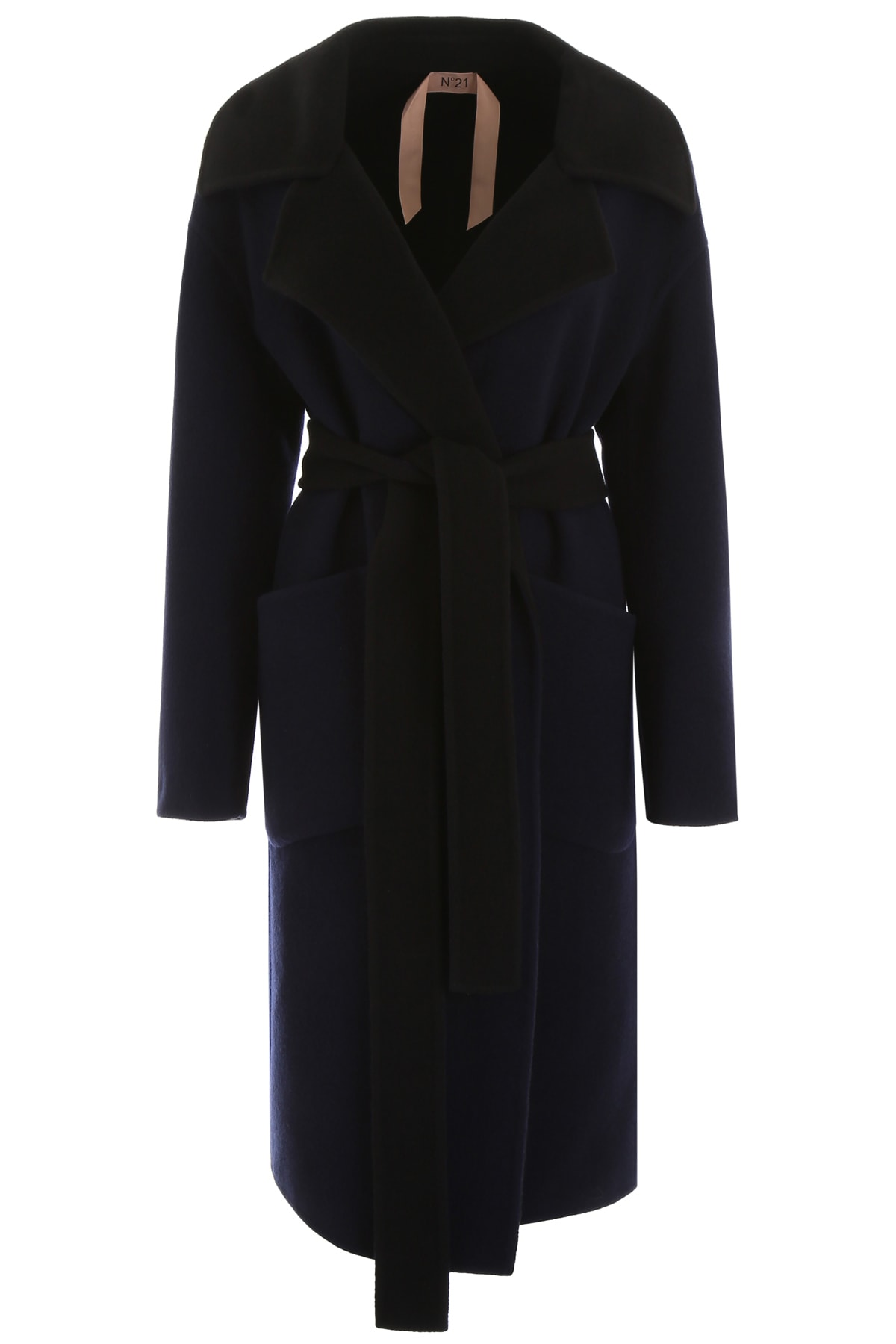 N.21 Bicolor Coat