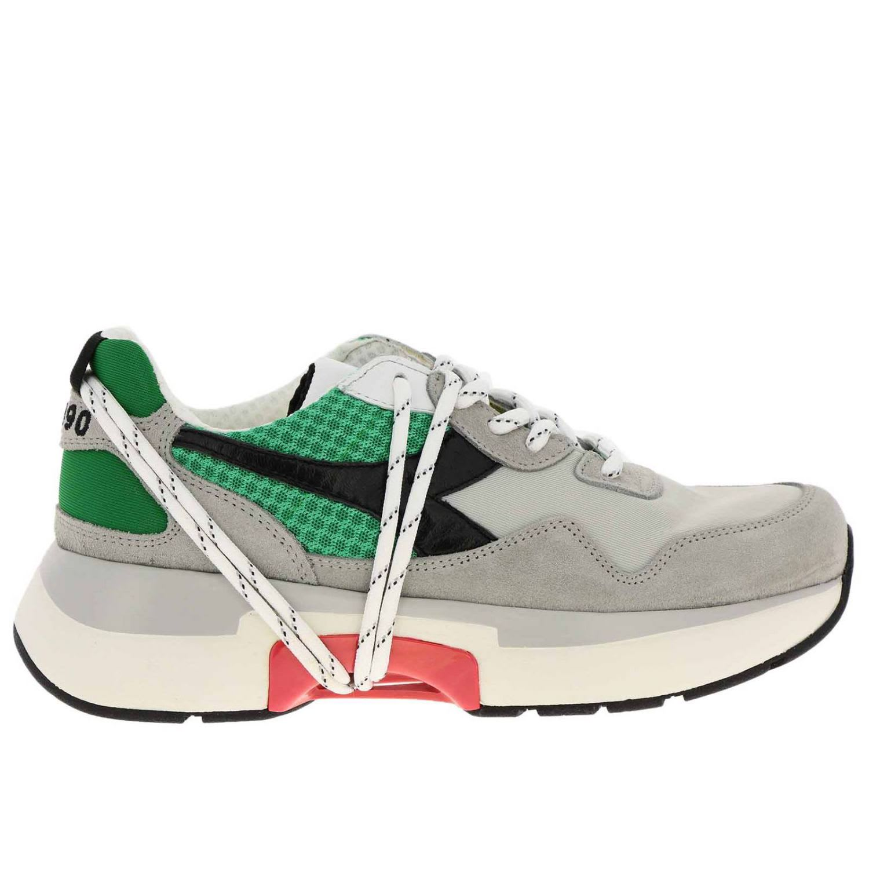 56259f9c Diadora Heritage Sneakers Shoes Women Diadora Heritage