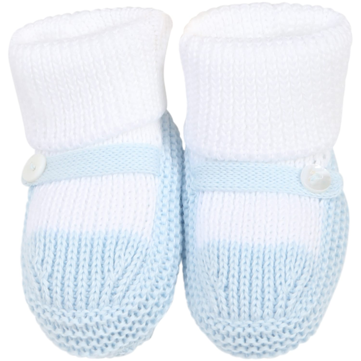 Multicolor Baby Bootee For Babyboy