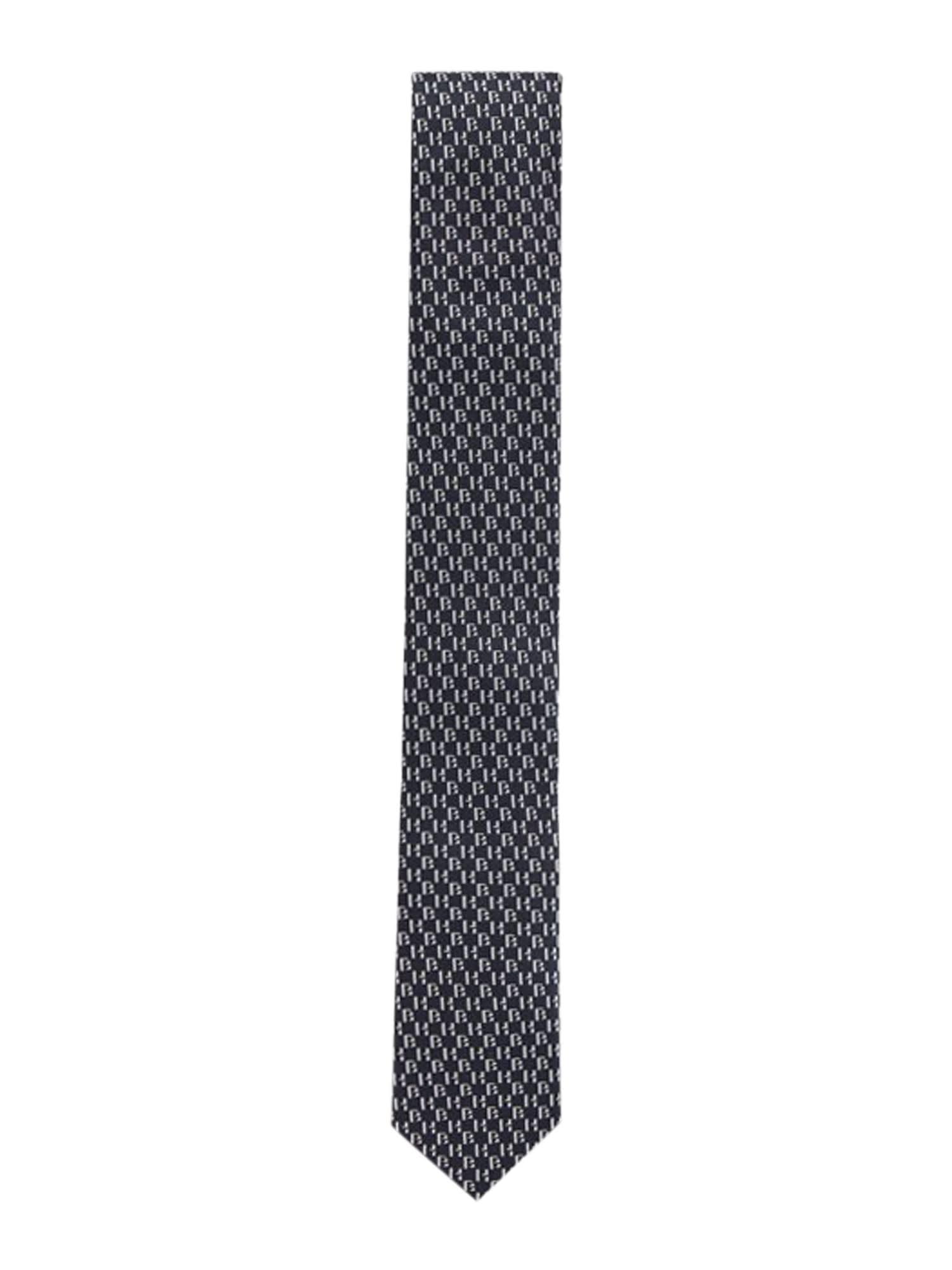 Hugo Boss Tie With Jacquard Pattern