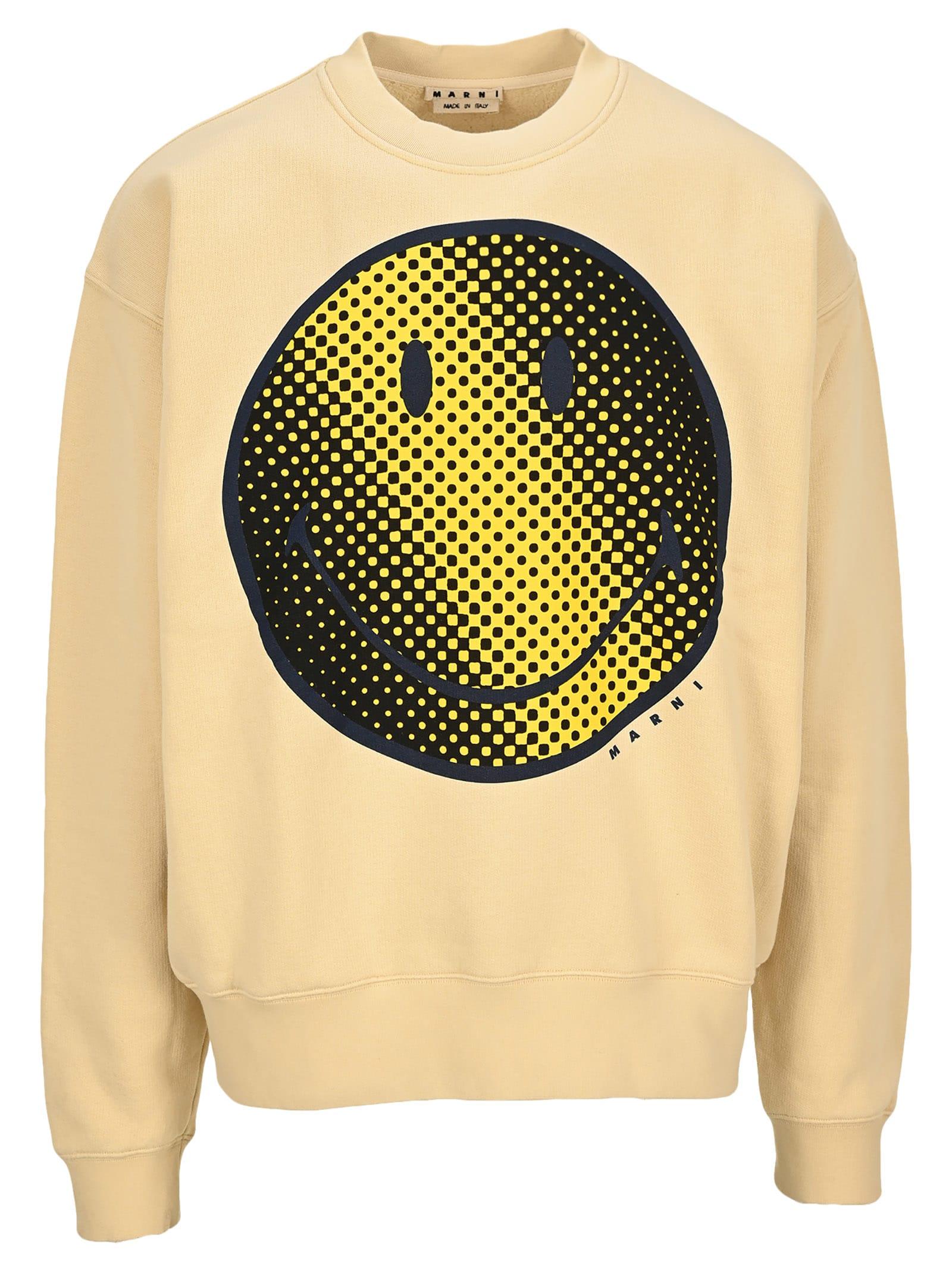 Marni Smile Sweatshirt