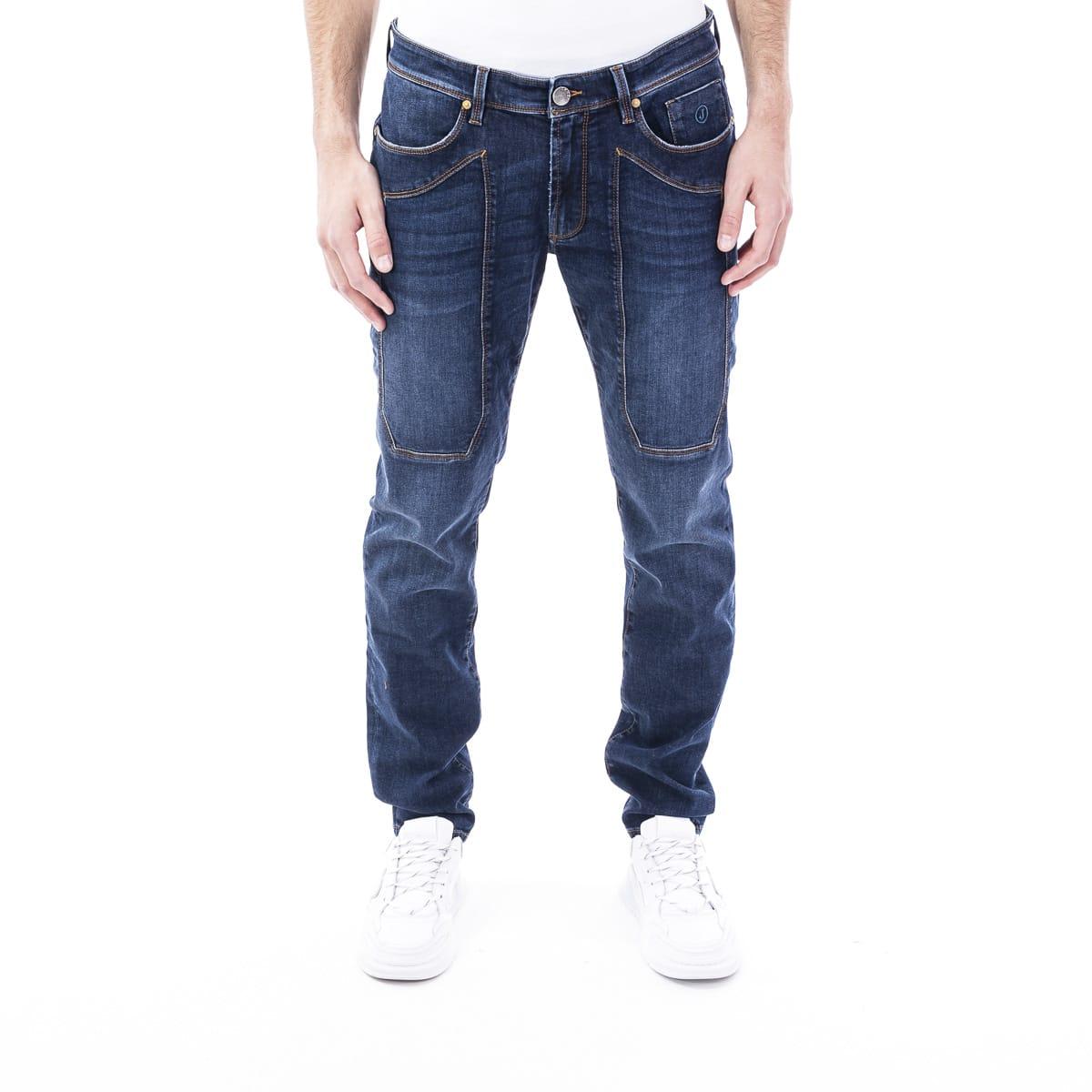 Jeckerson Blend Cotton Trouseres