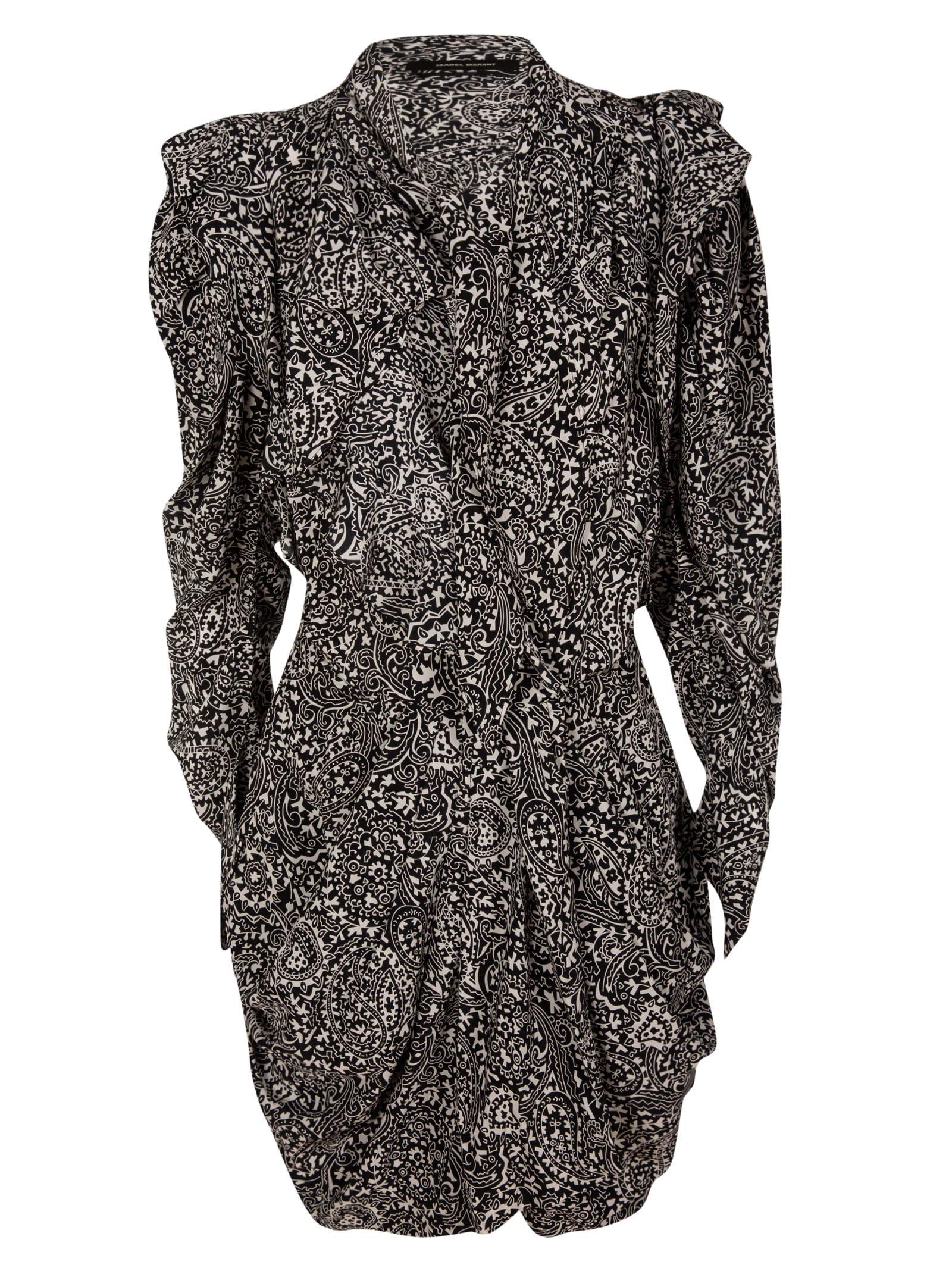 Buy Isabel Marant Ro Bruna Dress online, shop Isabel Marant with free shipping