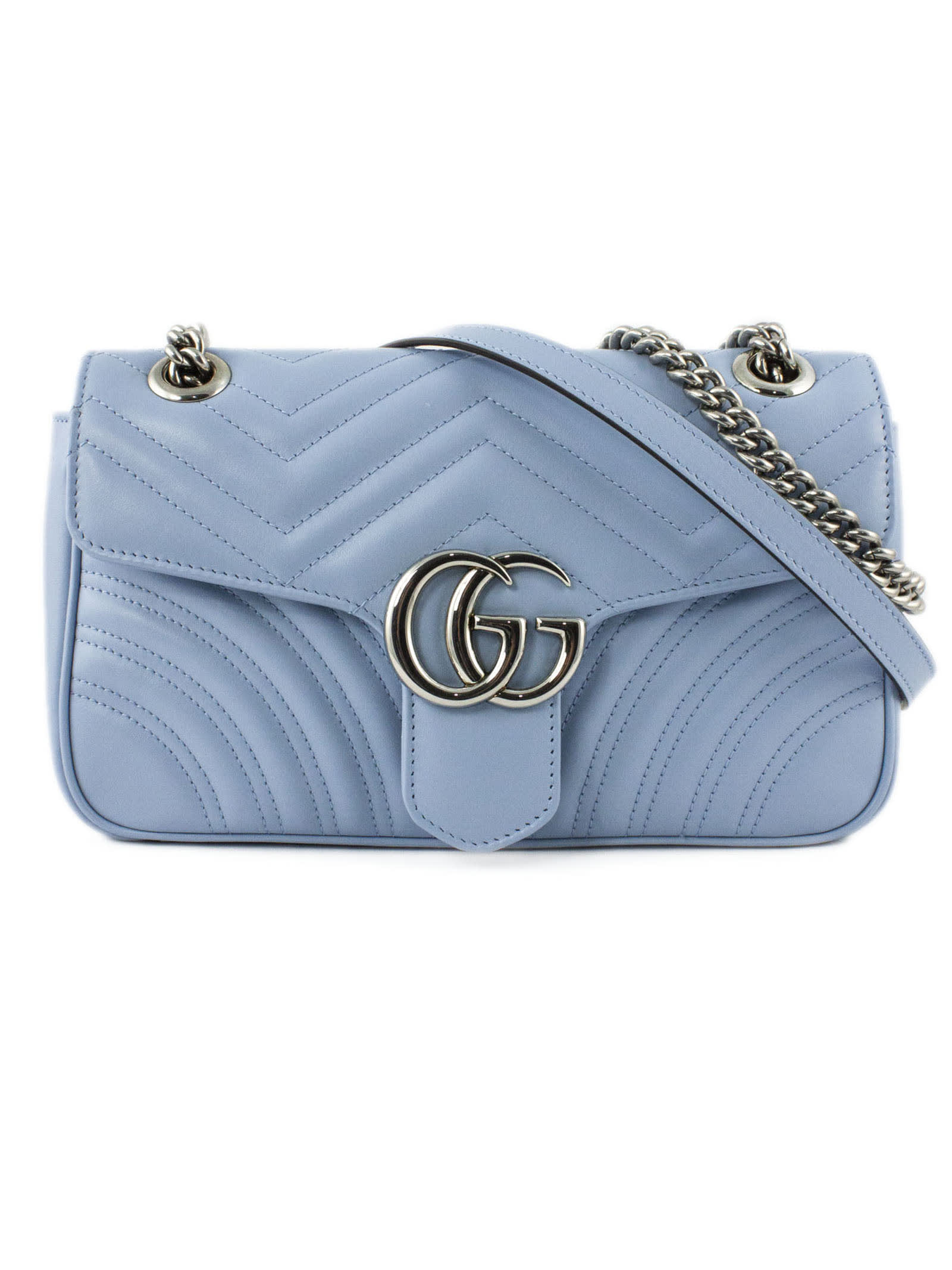 Gucci Gg Marmont Small Shoulder Bag
