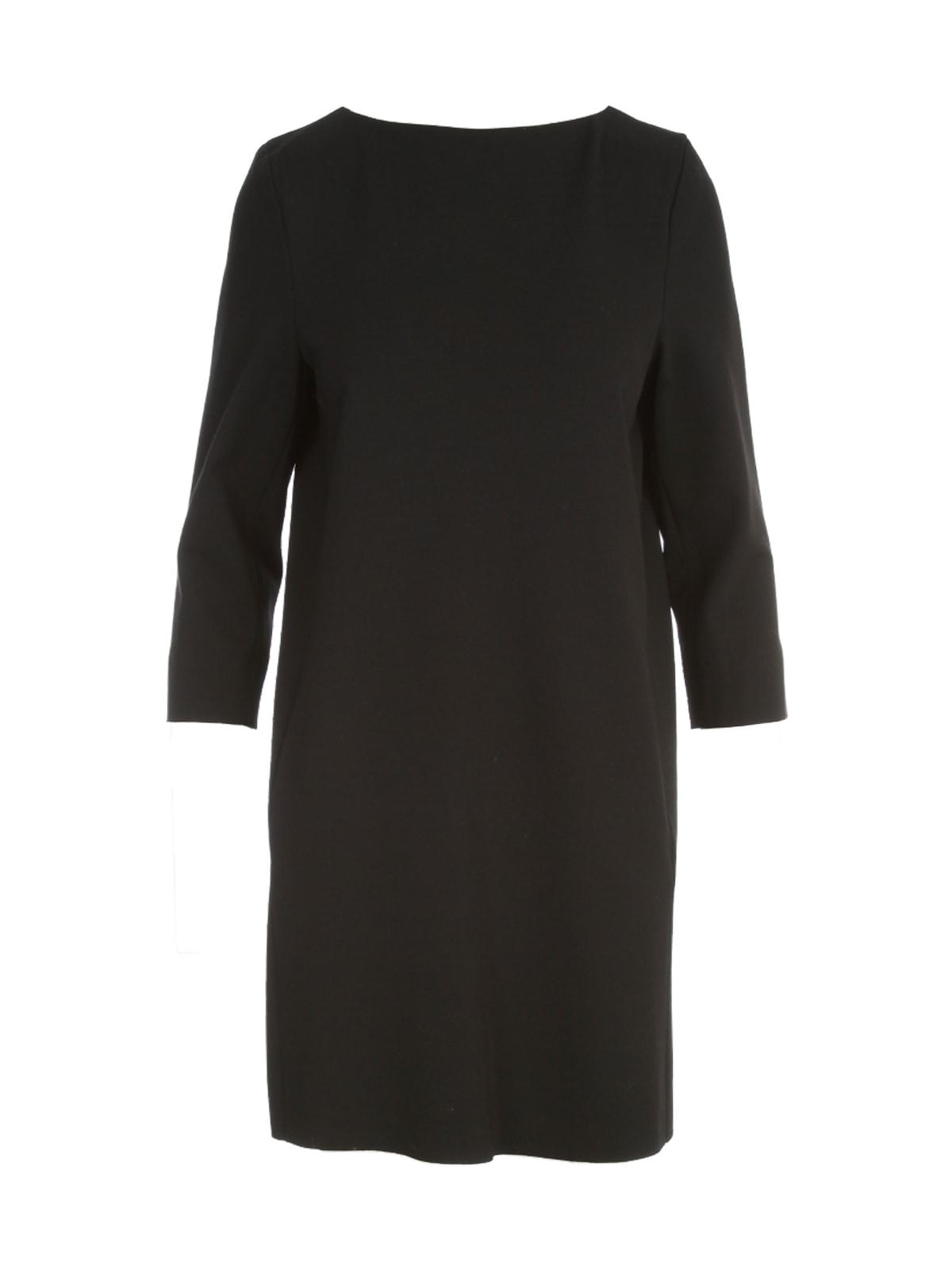 3/4s Midi Dress