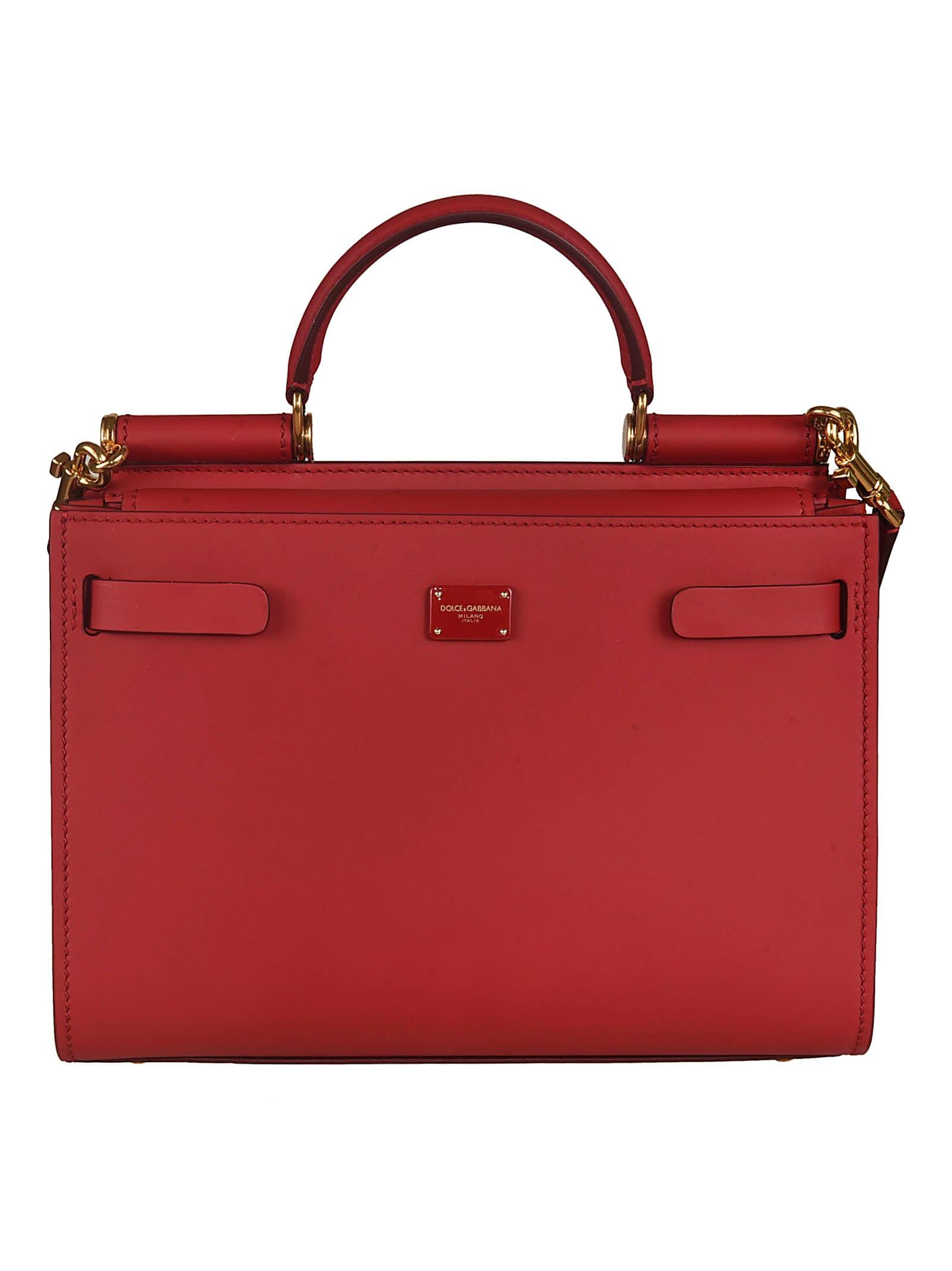 Dolce & Gabbana Sicily Small Shoulder Bag