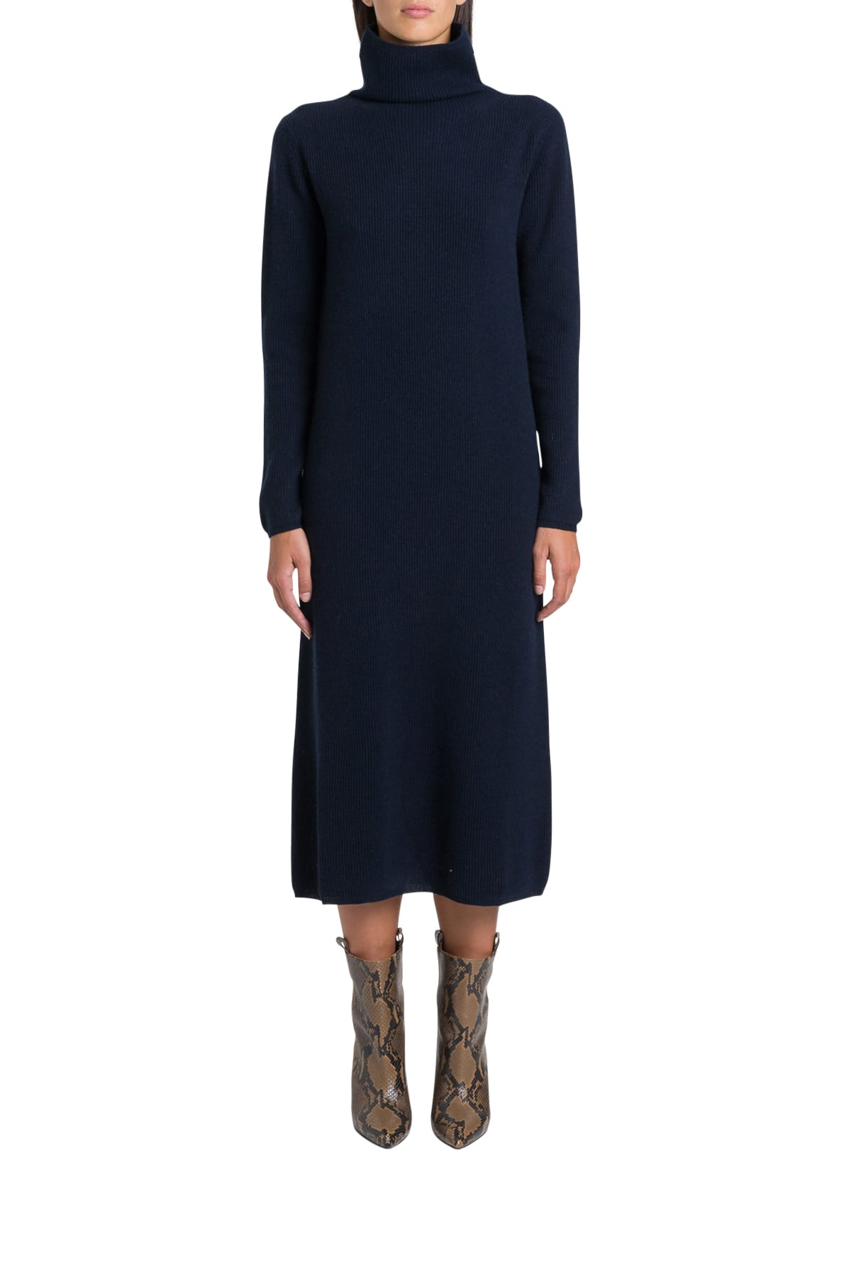 S Max Mara Here is The Cube Bernini Knit Dress