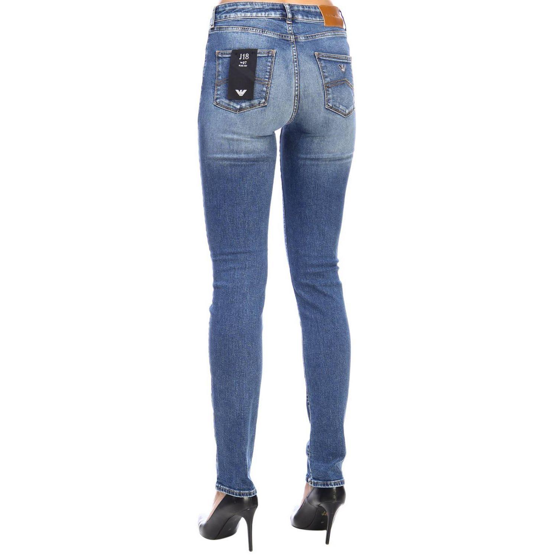 9d2438b8d3 Emporio Armani Jeans Emporio Armani Jeans In Stretch Used Denim