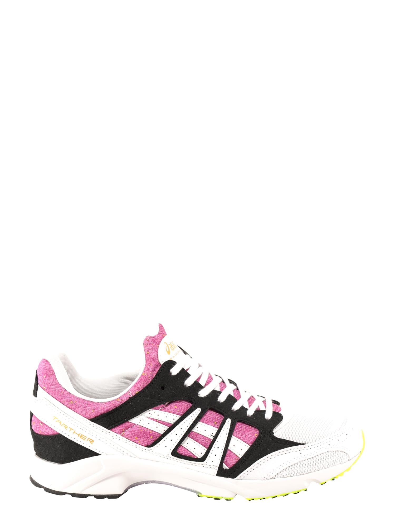 Comme Des Garçons Shirt Sneakers ASICS TARTHER X COMME DES GARCON SHIRT SNEAKERS