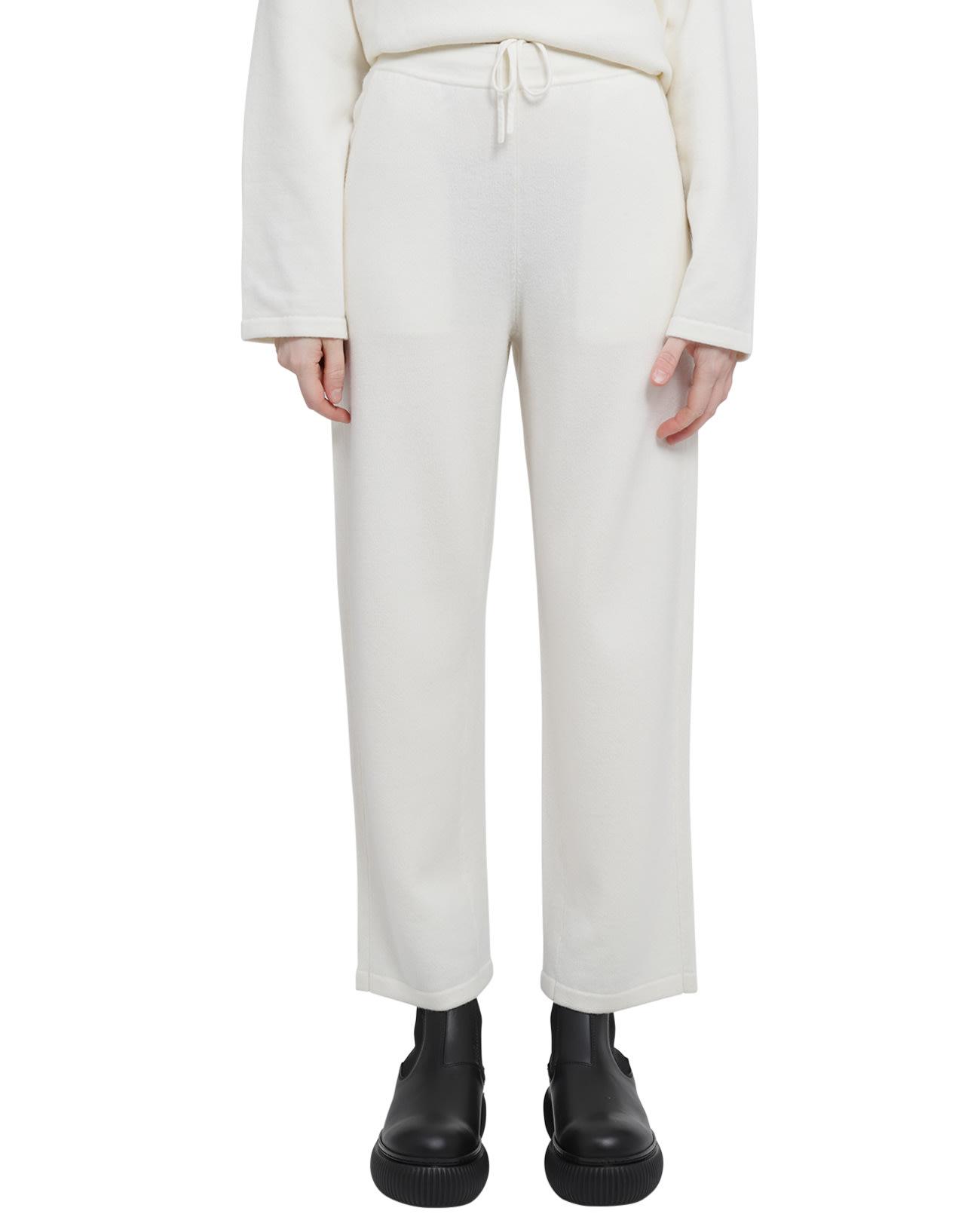 Portofino White Trousers
