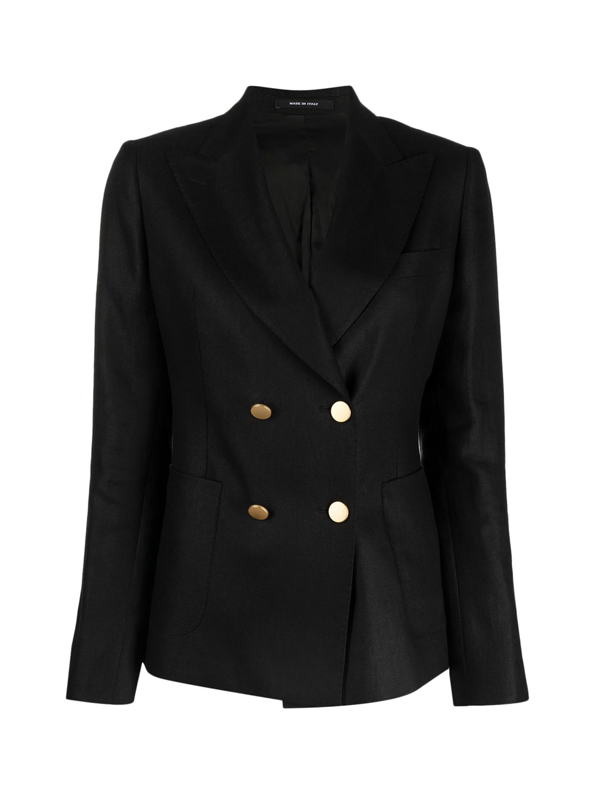 Tagliatore Blazers CENTRAL TEAR DOUBLEBREASTED 4BUTTONS