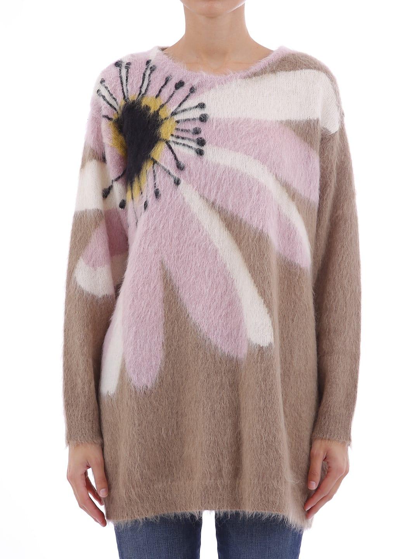 Valentino Sweater Flower