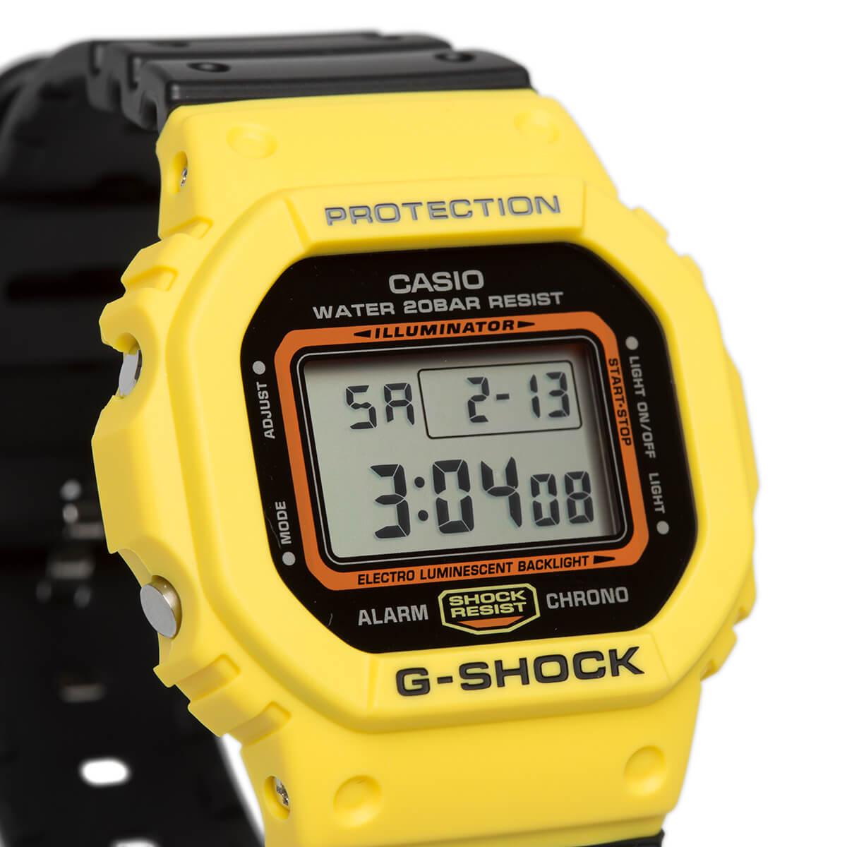 G Shock Digital Wrist Watch