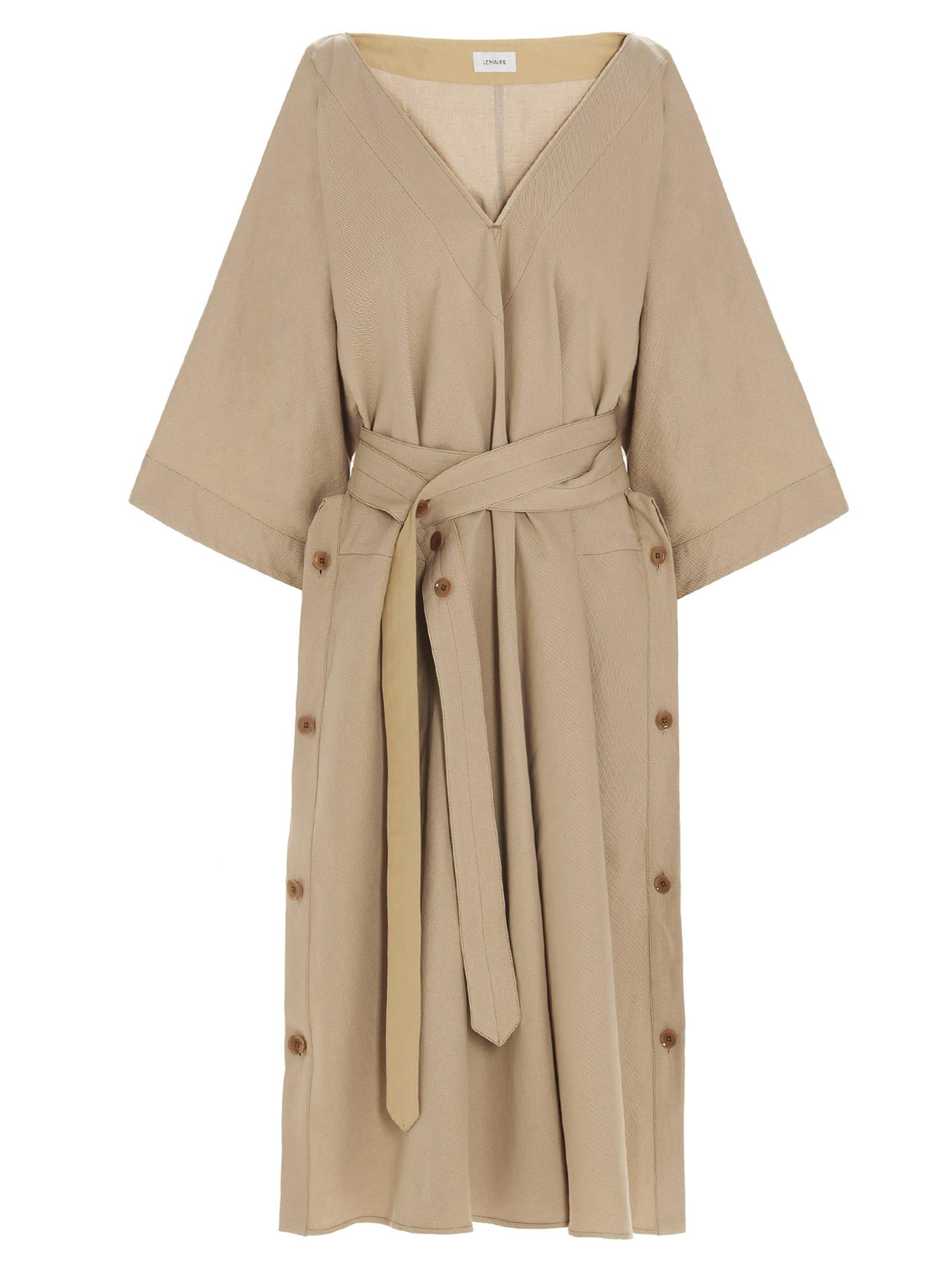 Lemaire Clothing VAREUSE DRESS
