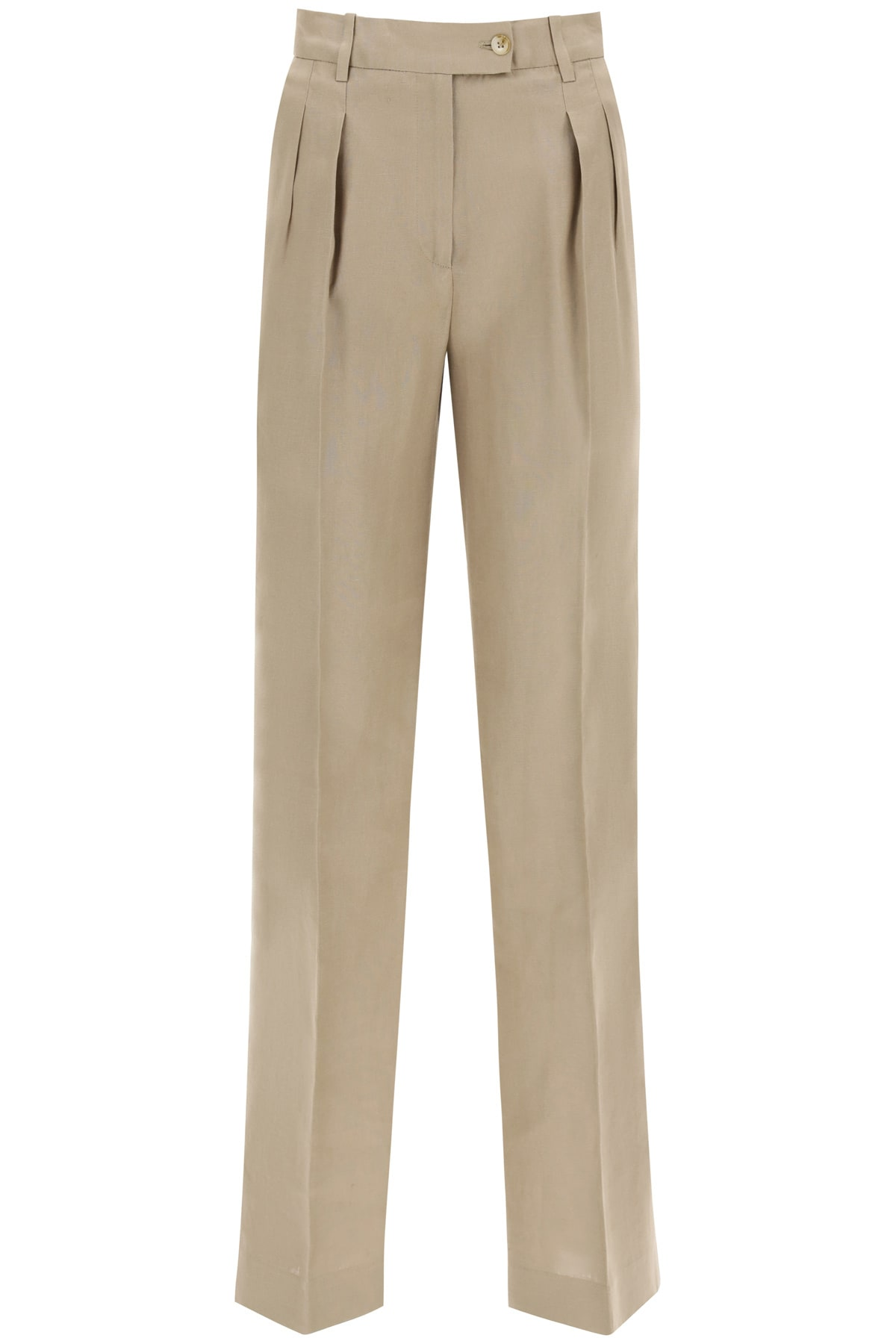 Loulou Studio Clothing BIDONG LINEN PANTS