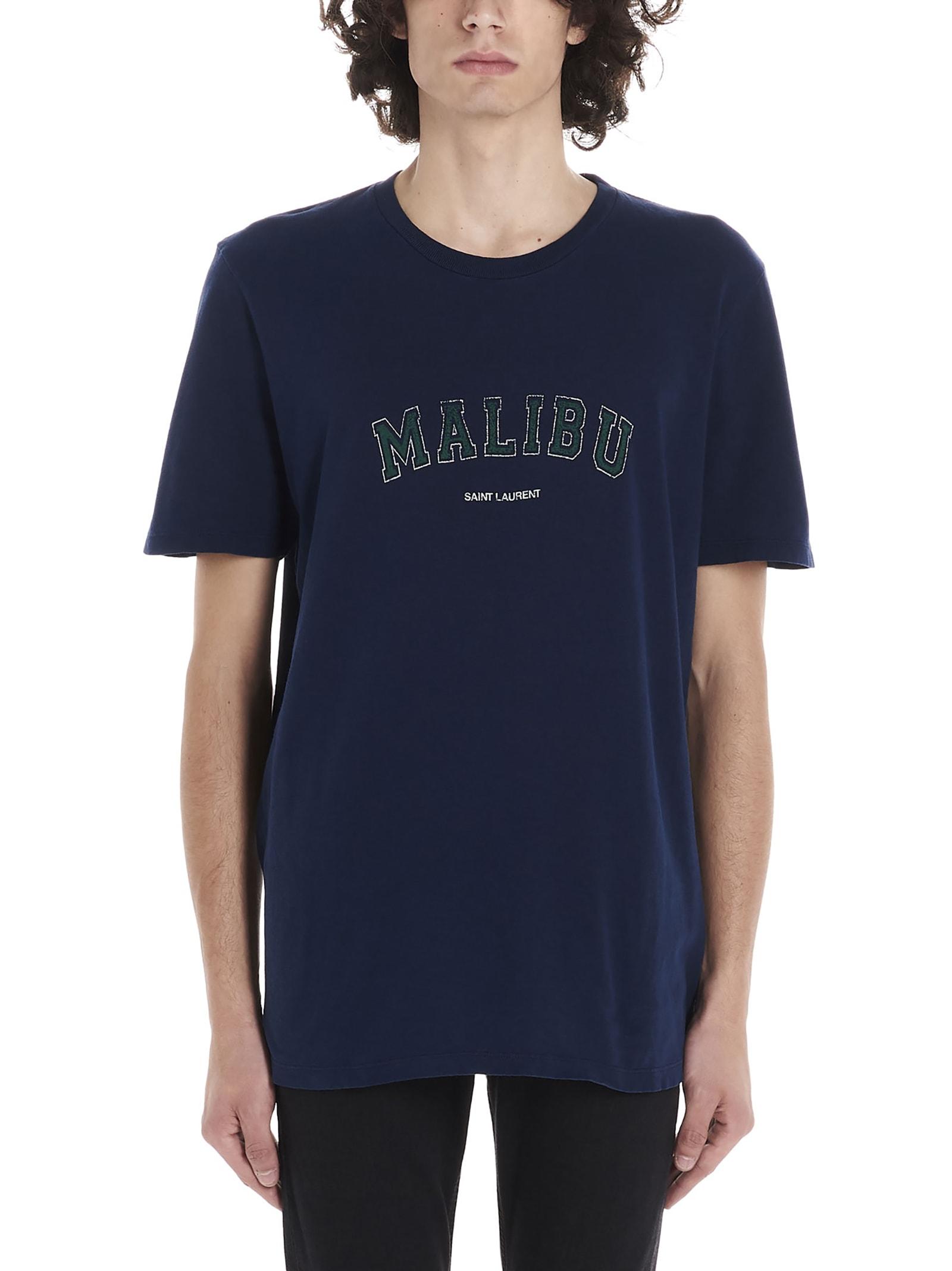 Saint Laurent malibu T-shirt