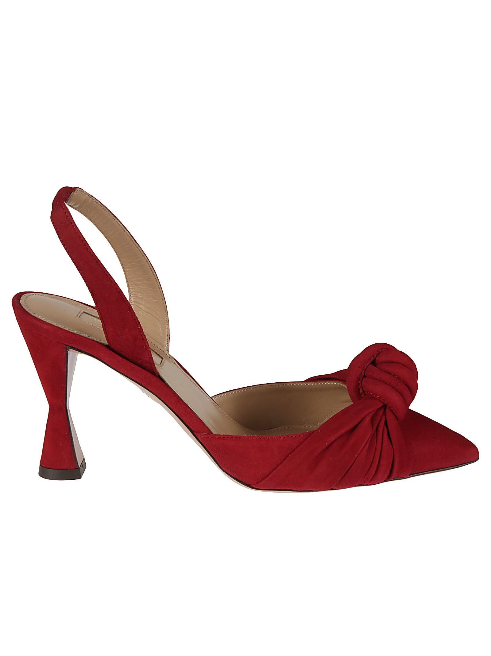 AQUAZZURA KIKI SLING PUMPS