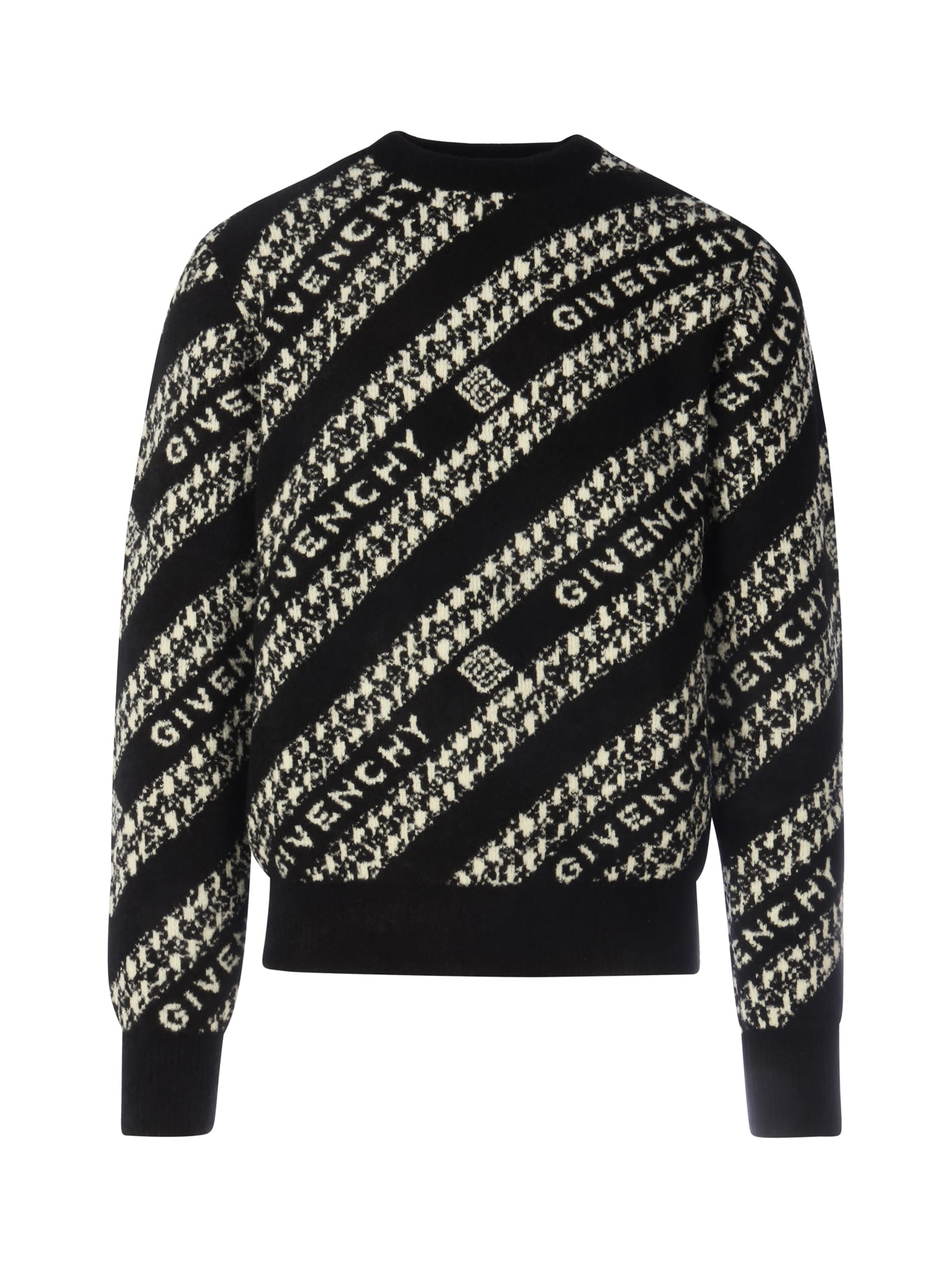 Givenchy Wools STRIPES SWEATER