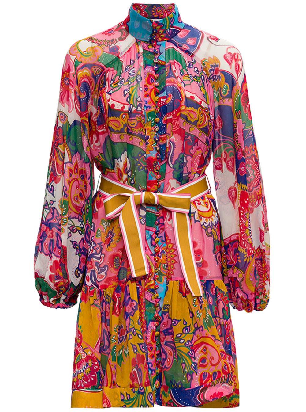 Zimmermann The Lovestruck Floral Dress
