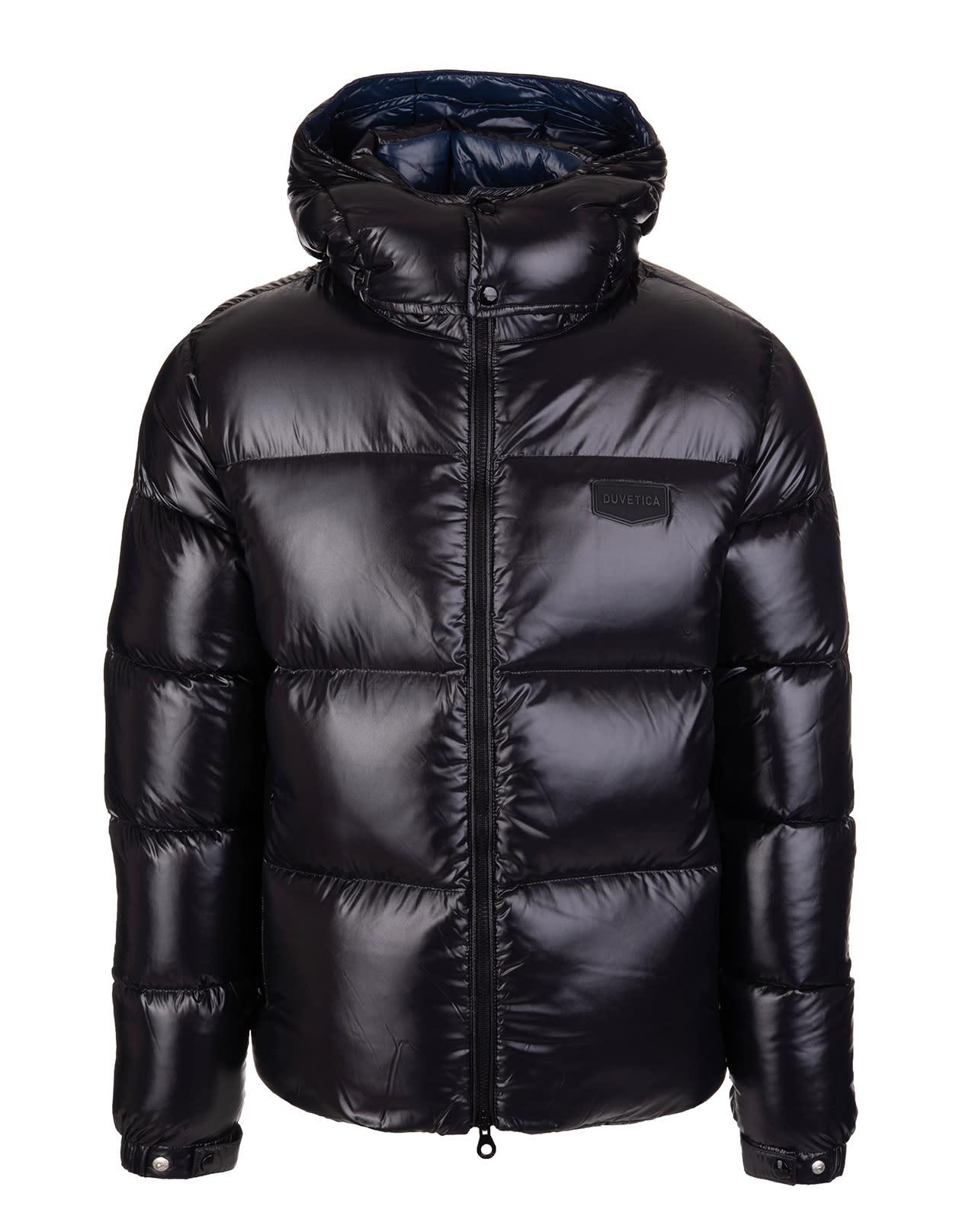 Man Black Sallo Down Jacket