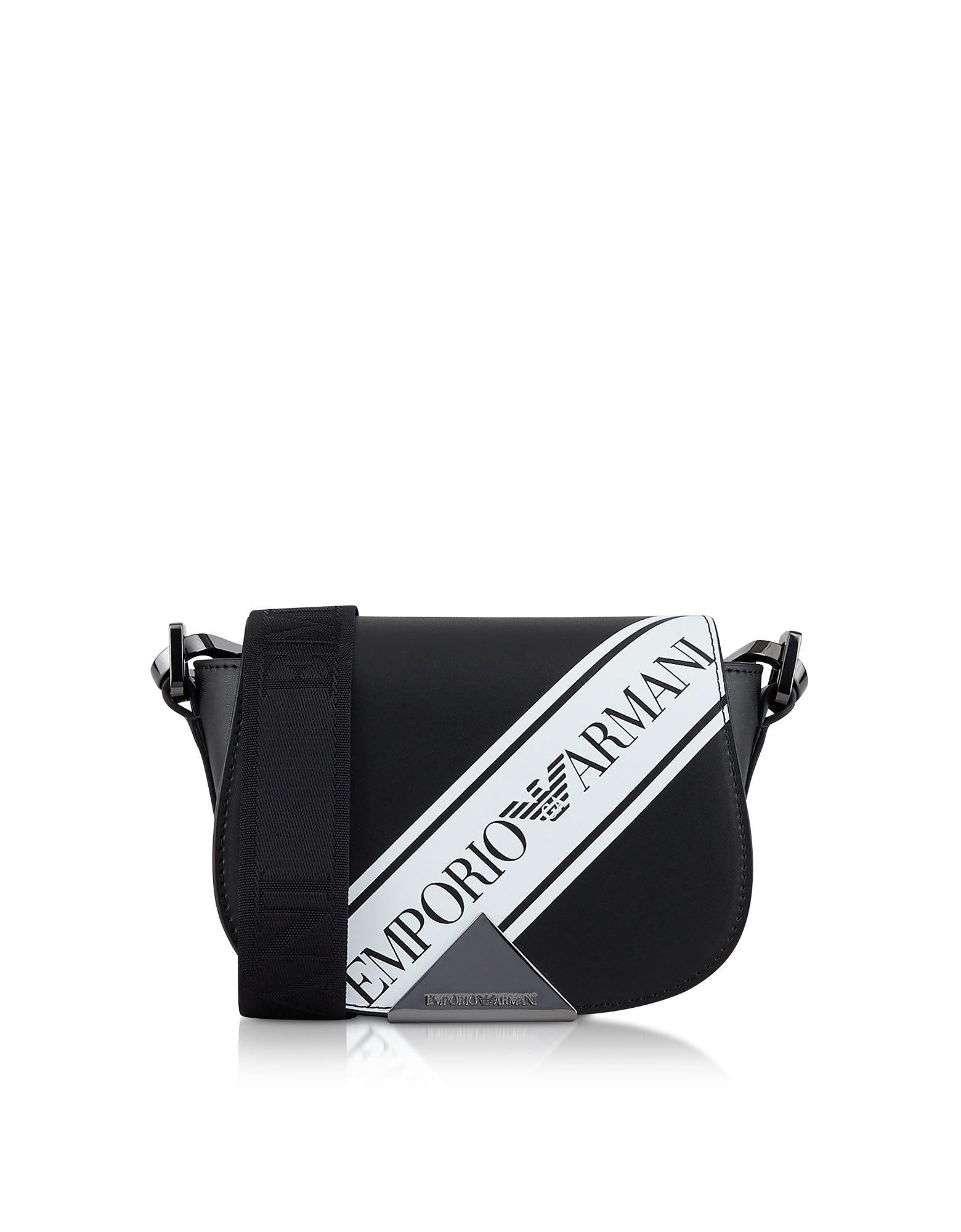 Emporio Armani Signature Shoulder Bag