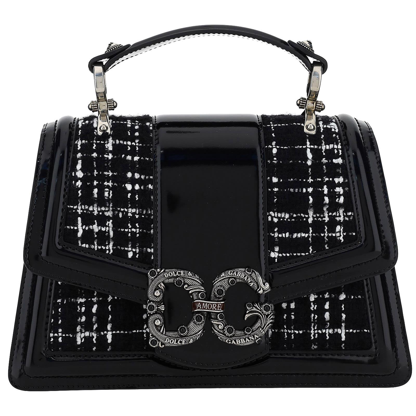 Dolce & Gabbana DOLCE & GABBANA AMORE HANDBAGS