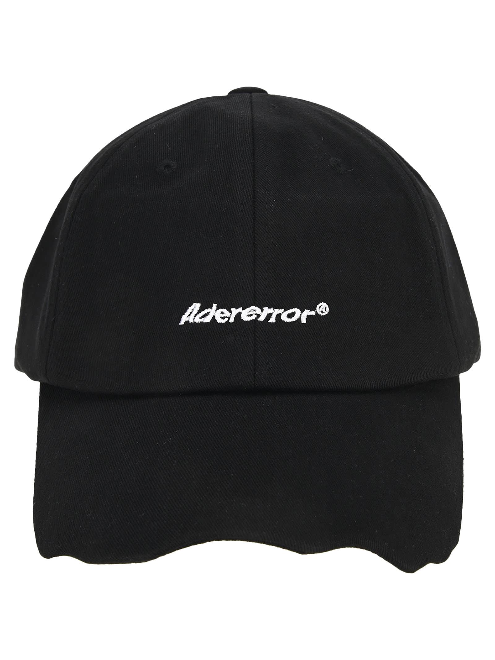 ADER ERROR EMBROIDERED-LOGO CAP
